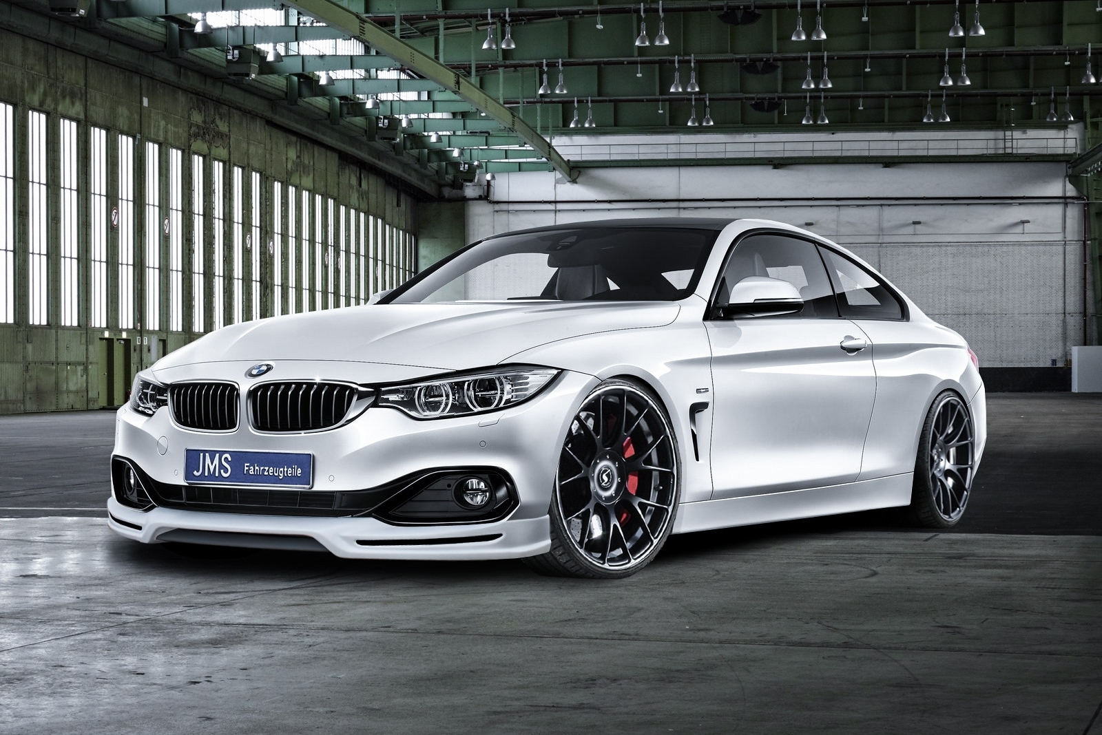 2014 BMW 4 Series Coupe By JMS Review - Top Speed