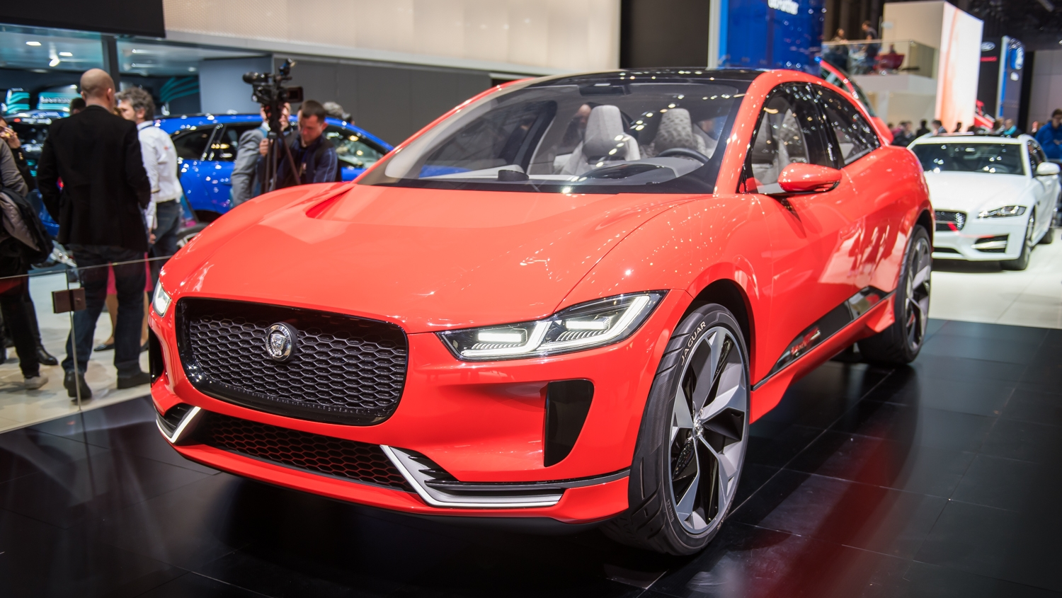 2016 Jaguar I-Pace Concept Gallery 709783   Top Speed