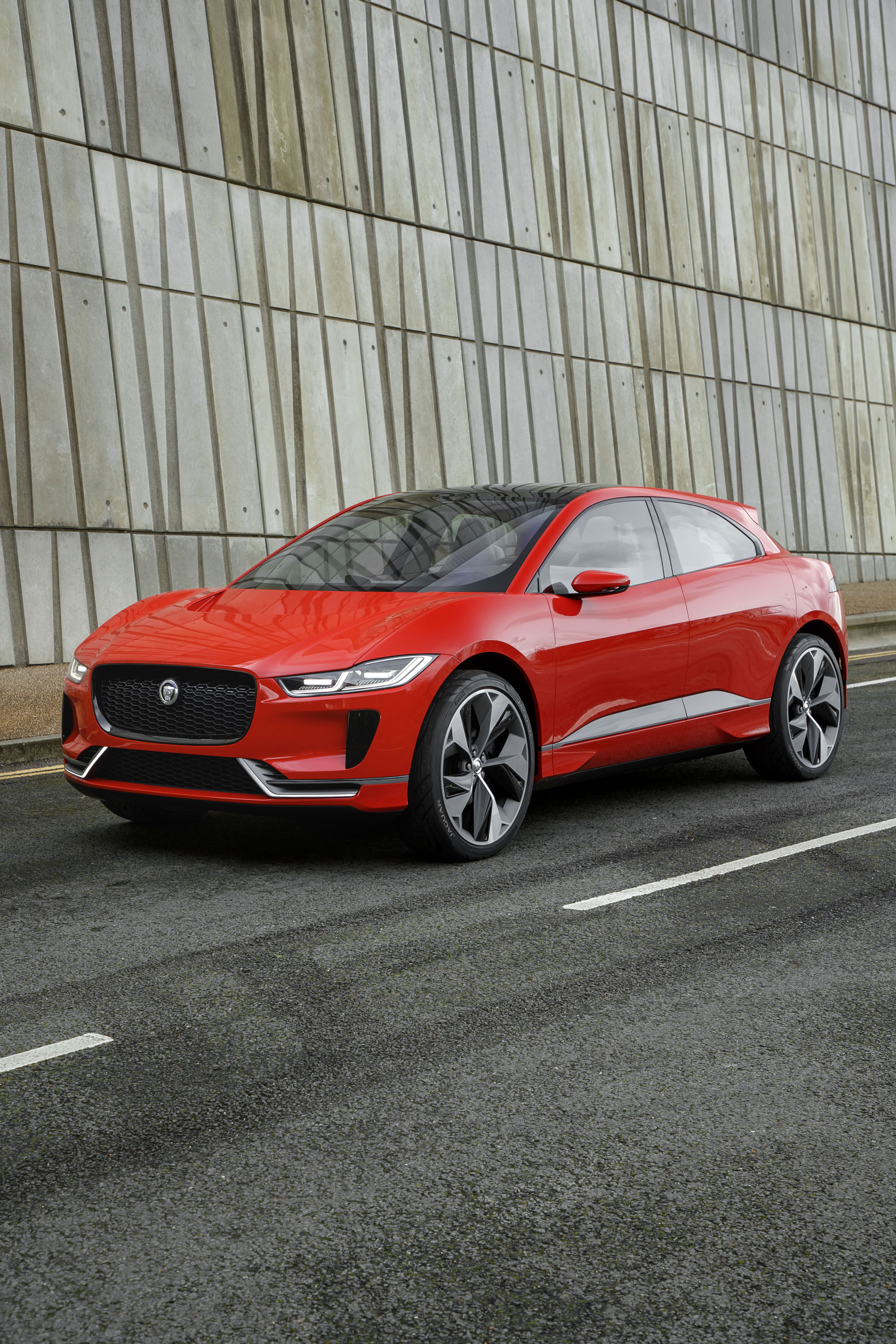 2016 Jaguar I-Pace Concept Gallery 710548   Top Speed