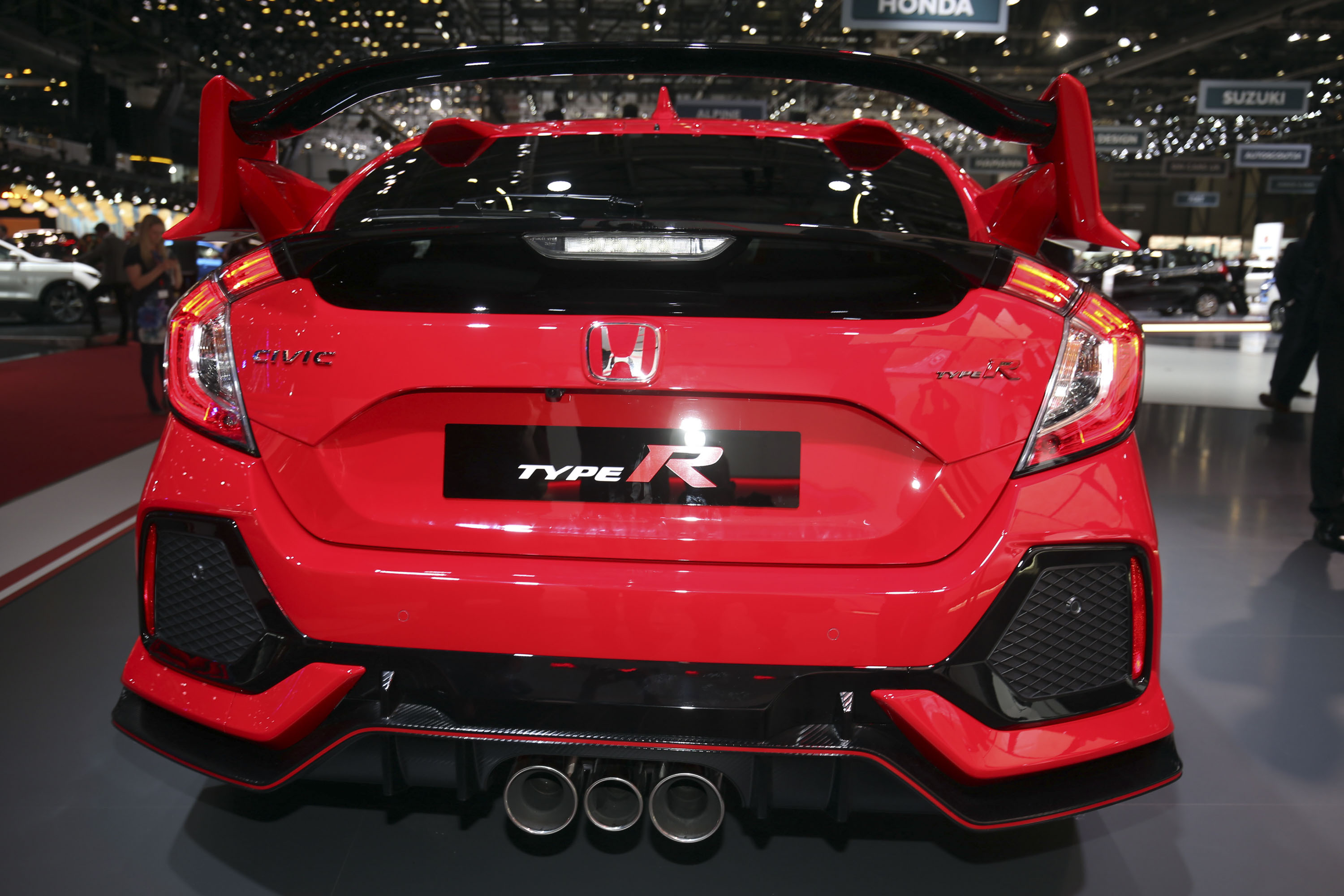 2017 honda civic type r gallery 710684 top speed. Black Bedroom Furniture Sets. Home Design Ideas