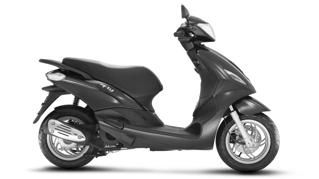 Piaggio Fly  Top Speed