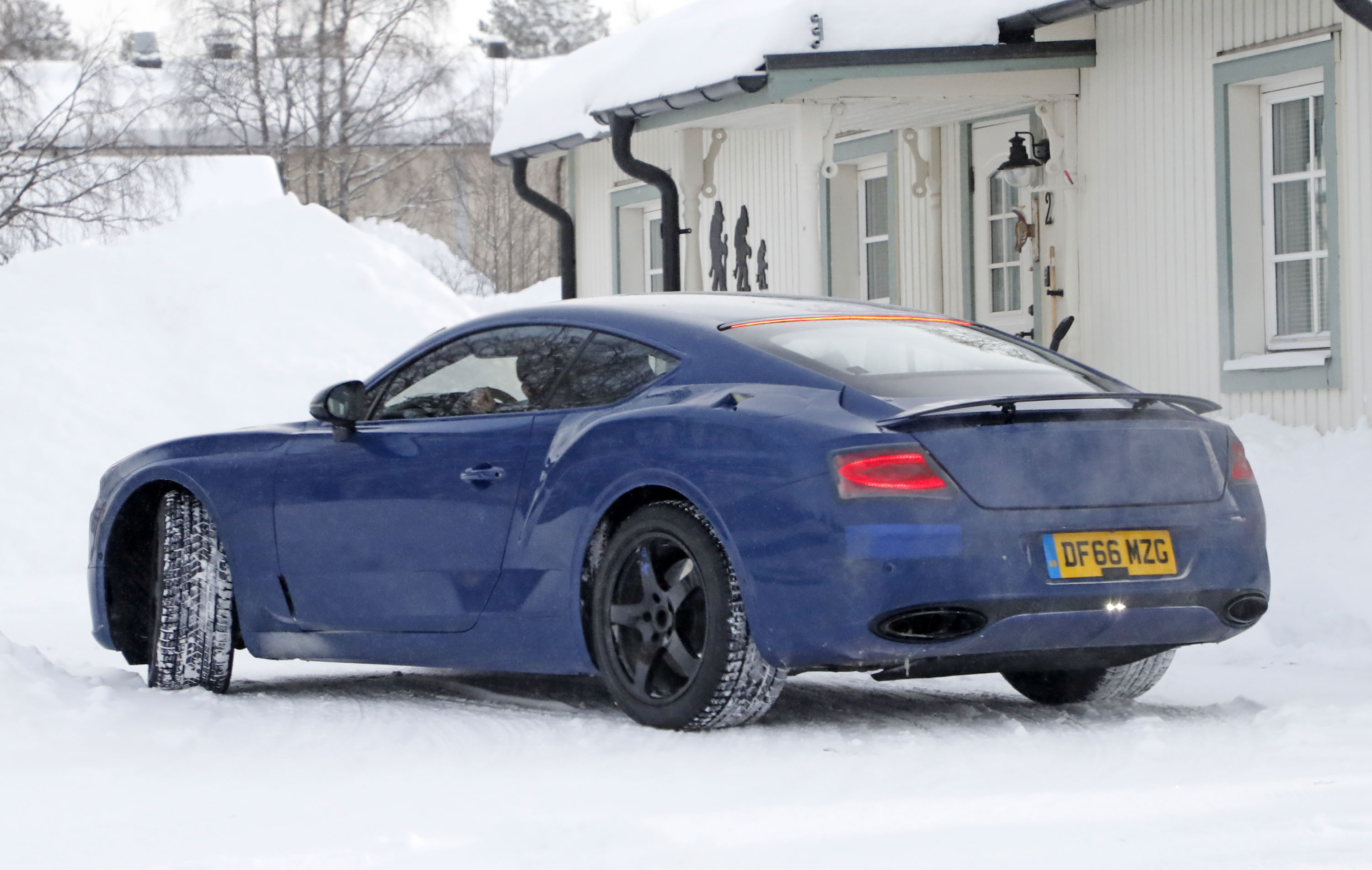 Lovely 2018 Bentley Continental GT | Top Speed. »
