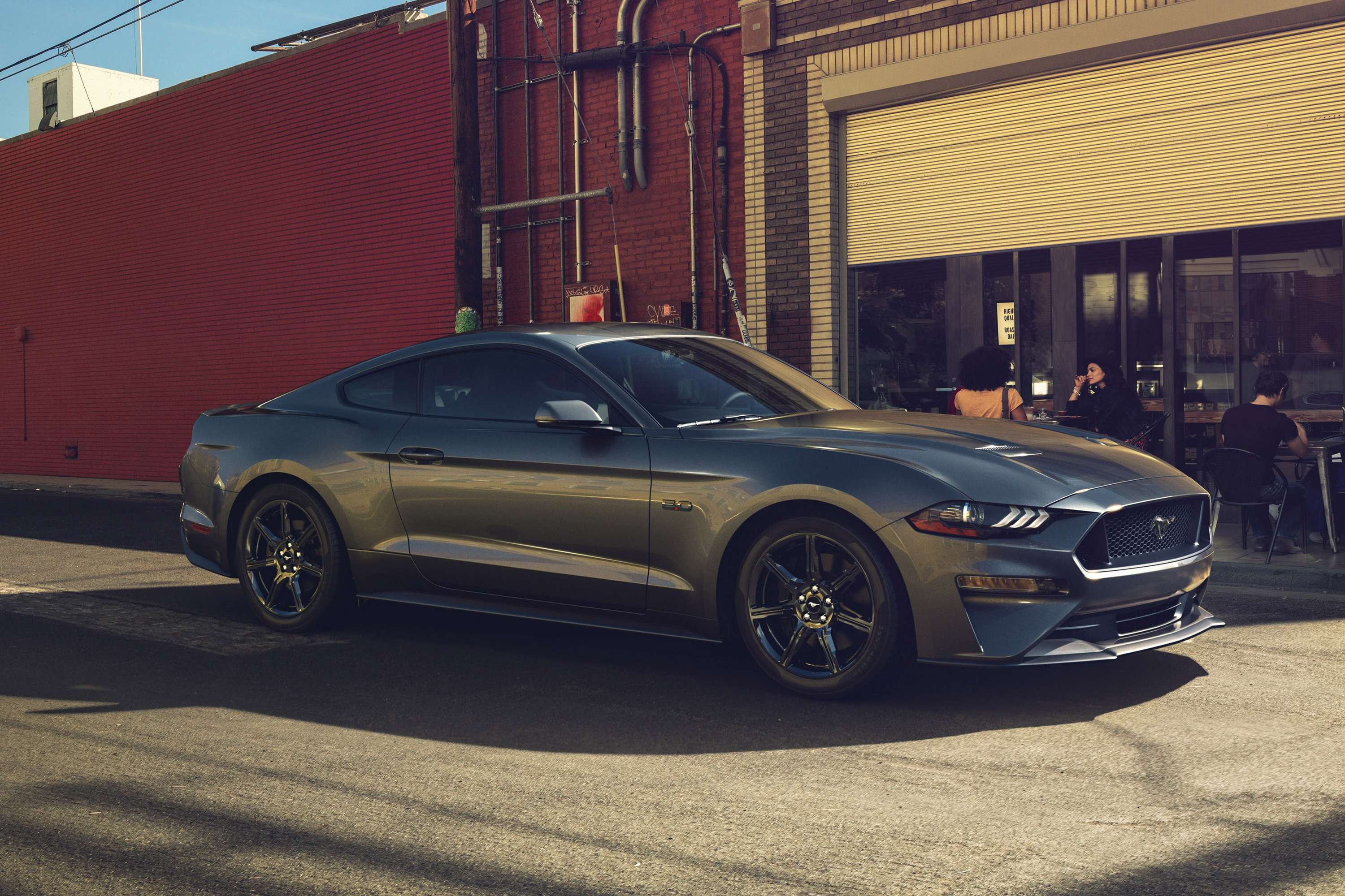 Ford Considering Awd And All Electric Powertrain For The