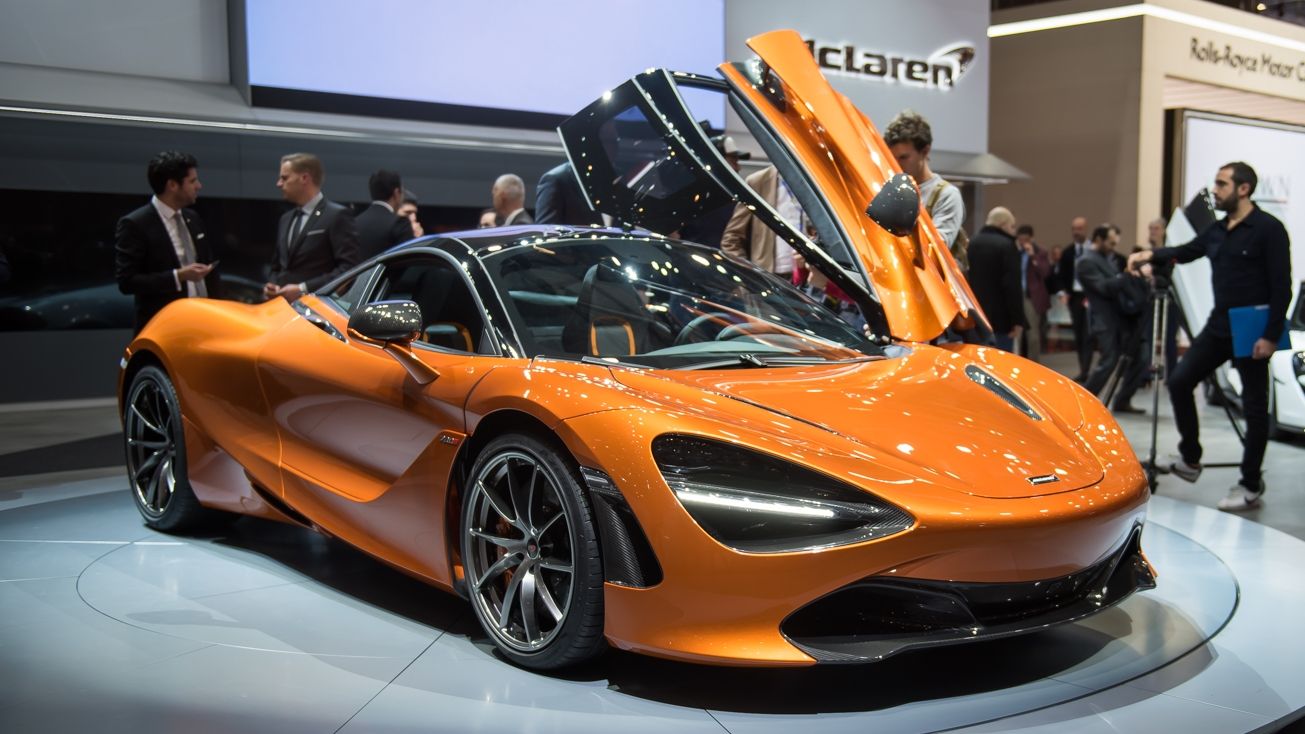 Mclaren P1 Orange And Black >> 2018 McLaren 720S | Top Speed