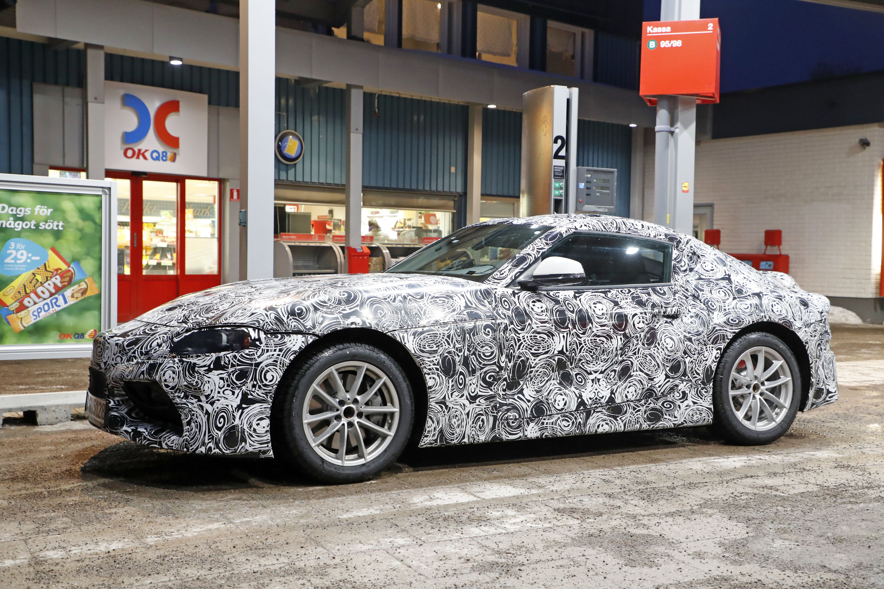 BREAKING - This Is The New, A90-Gen 2020 Toyota Supra Before You're