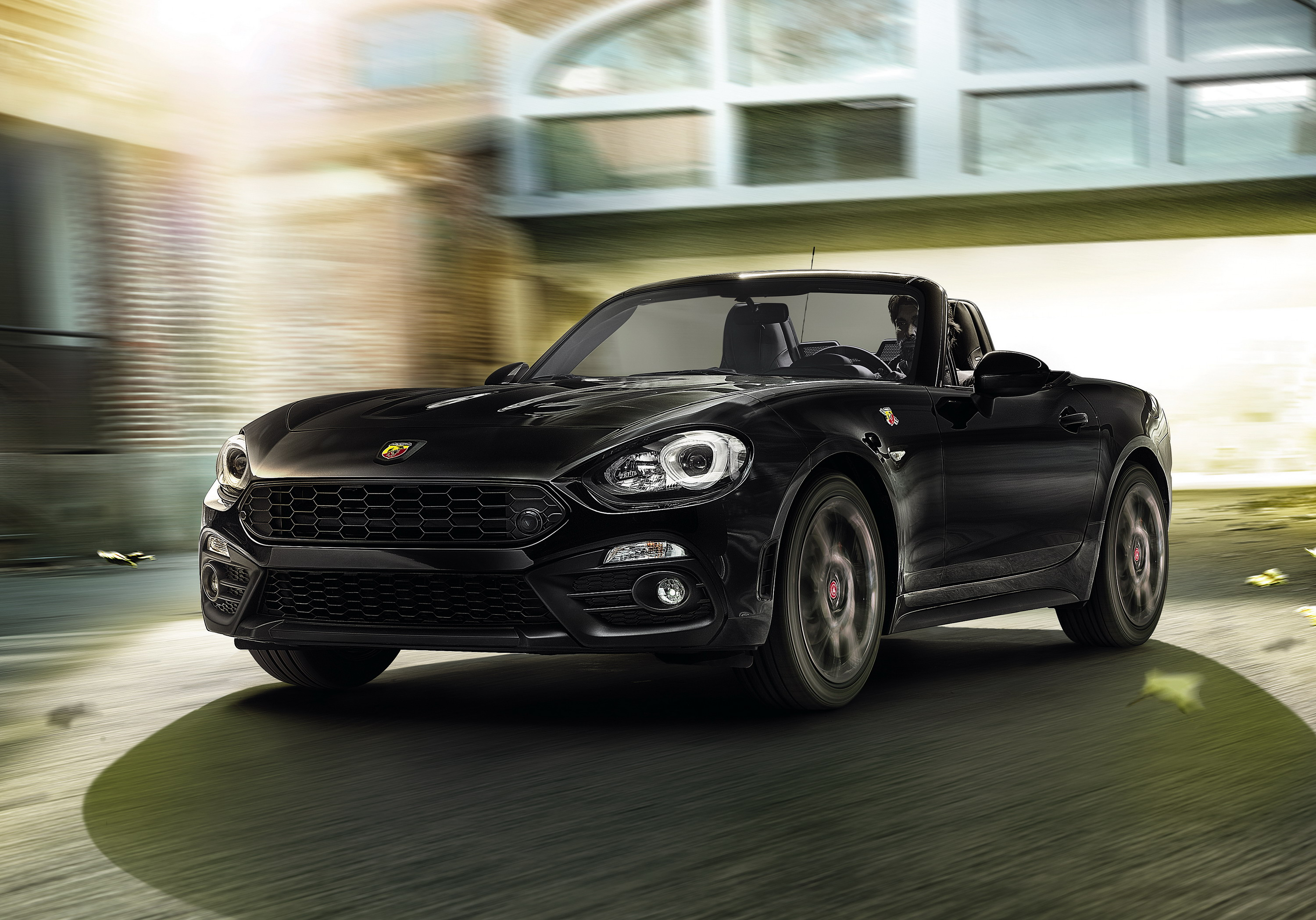 2017 Abarth 124 Spider Scorpione | Top Sd