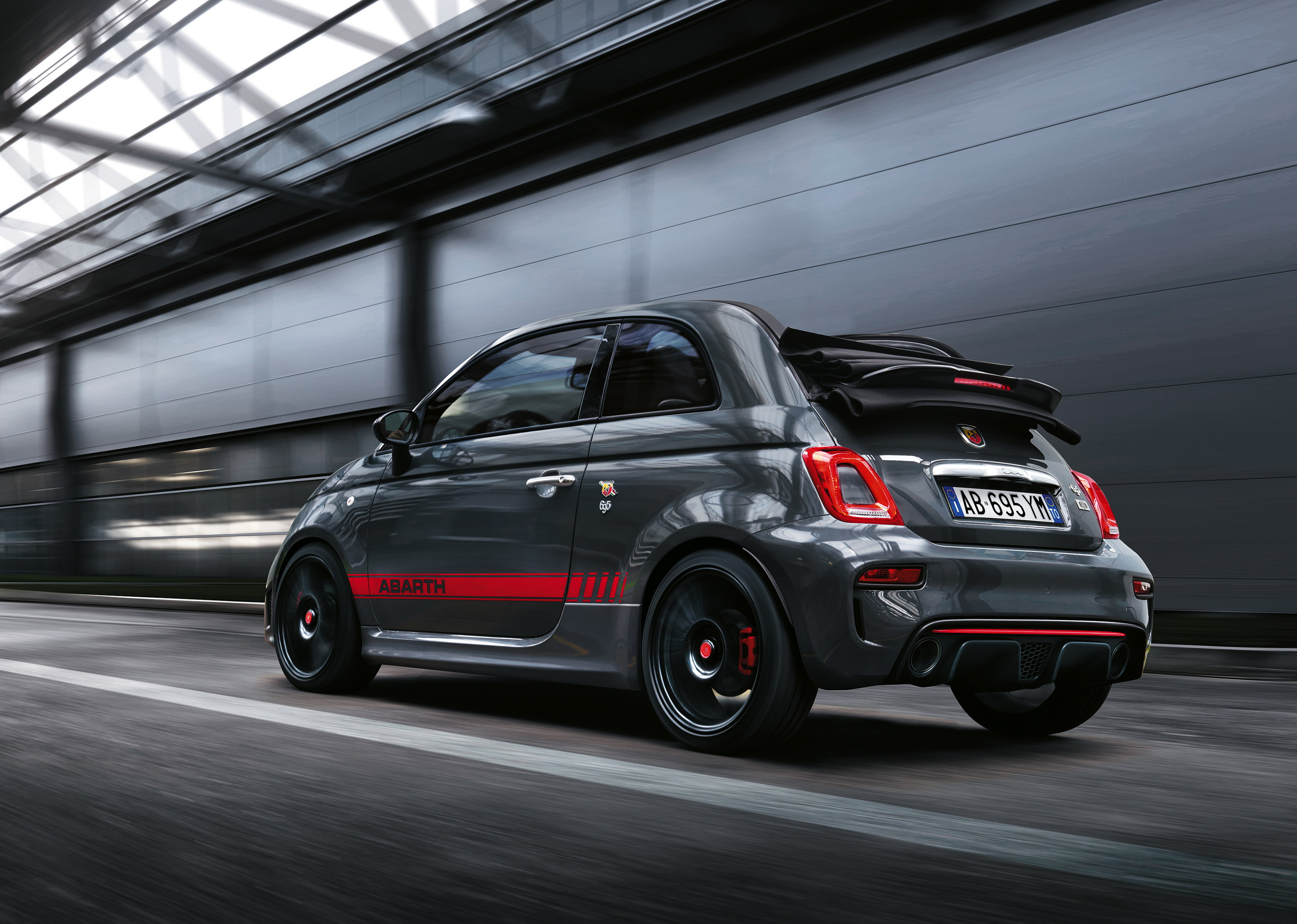 2017 Abarth 695 XSR Yamaha Limited Edition | Top Speed. »