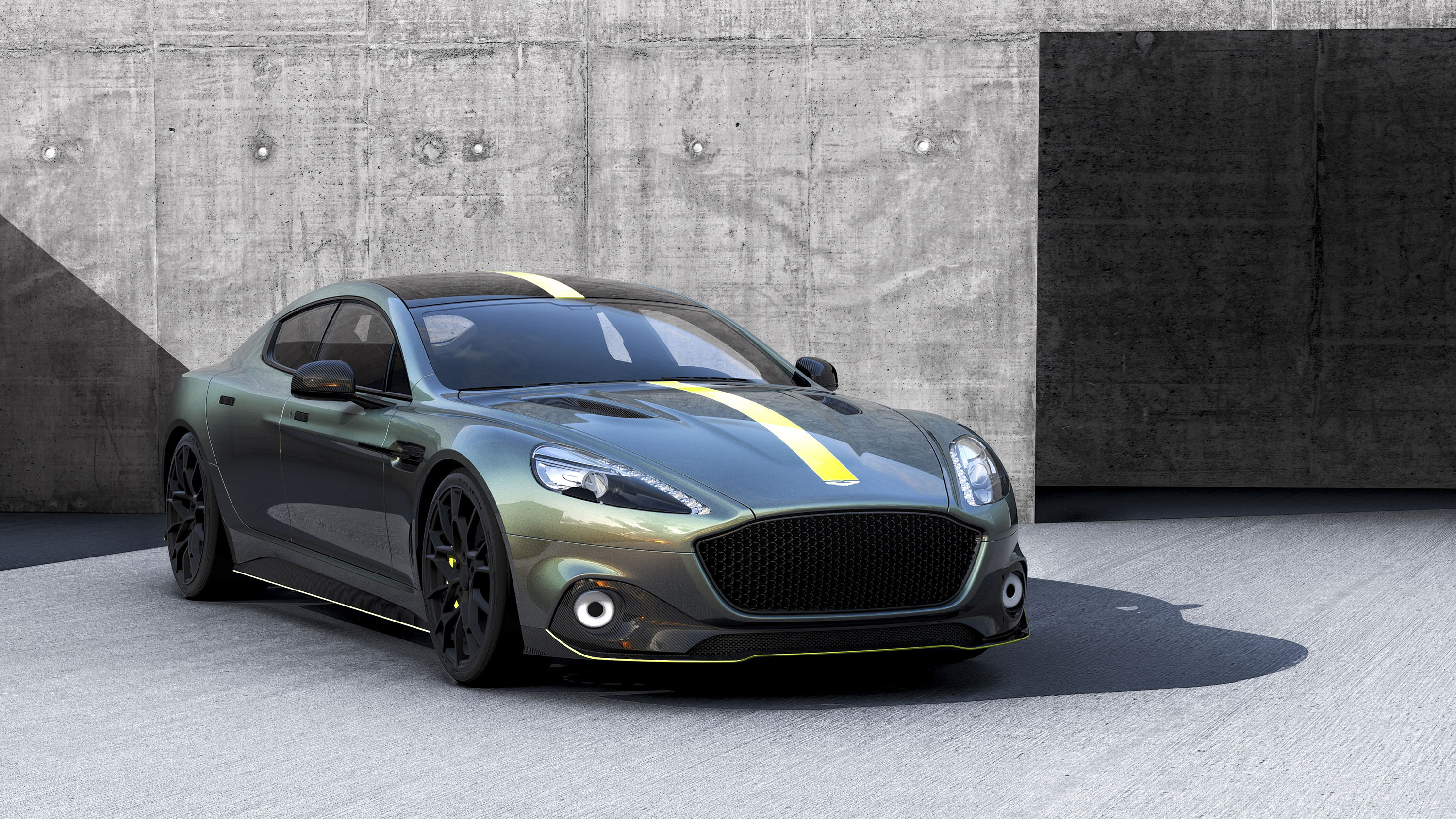 11 Aston Martin Rapide AMR Concept | Top Speed | aston martin rapide concept
