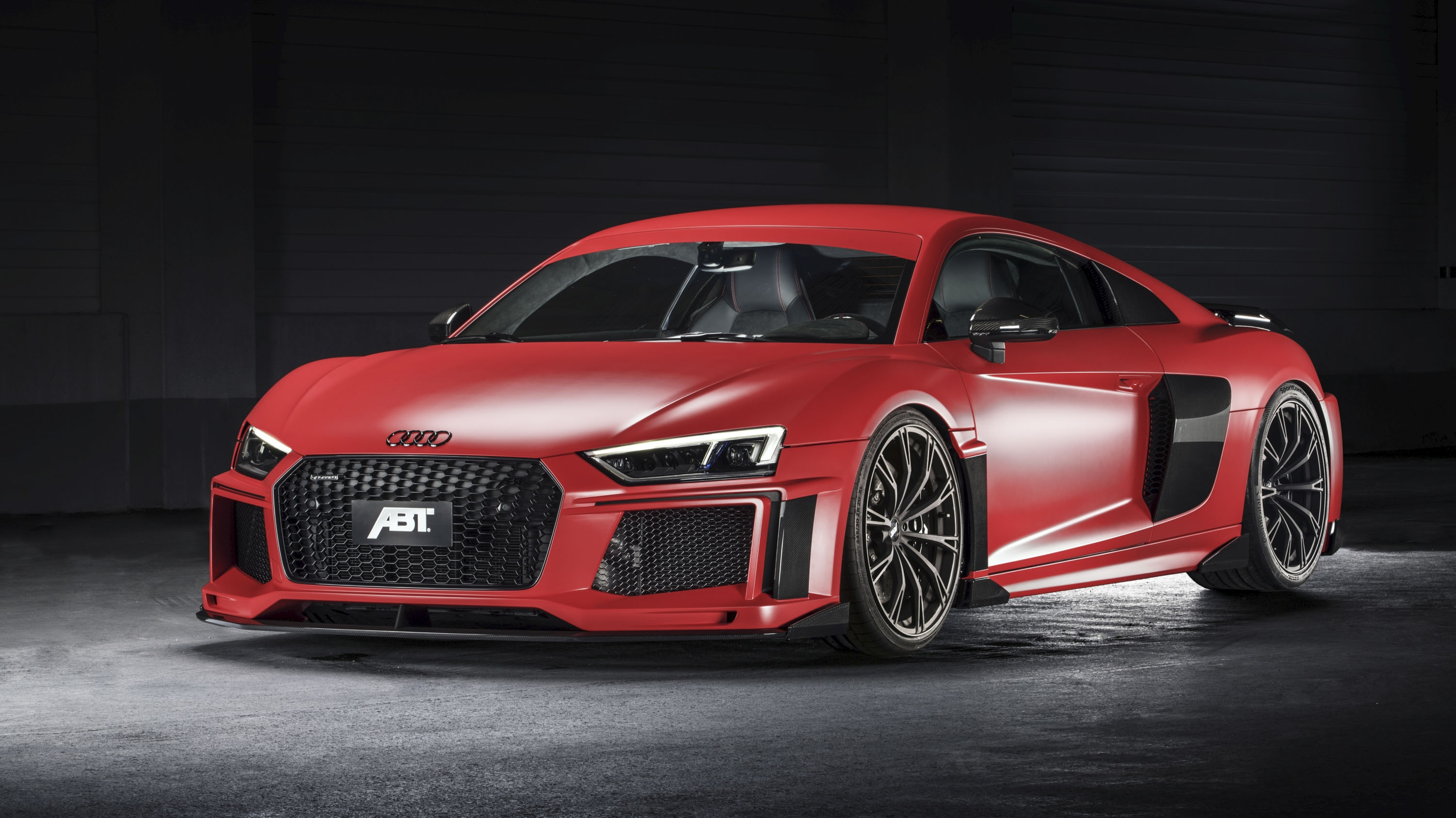 2017 Audi R8 V10 By Abt Sportsline Top Speed