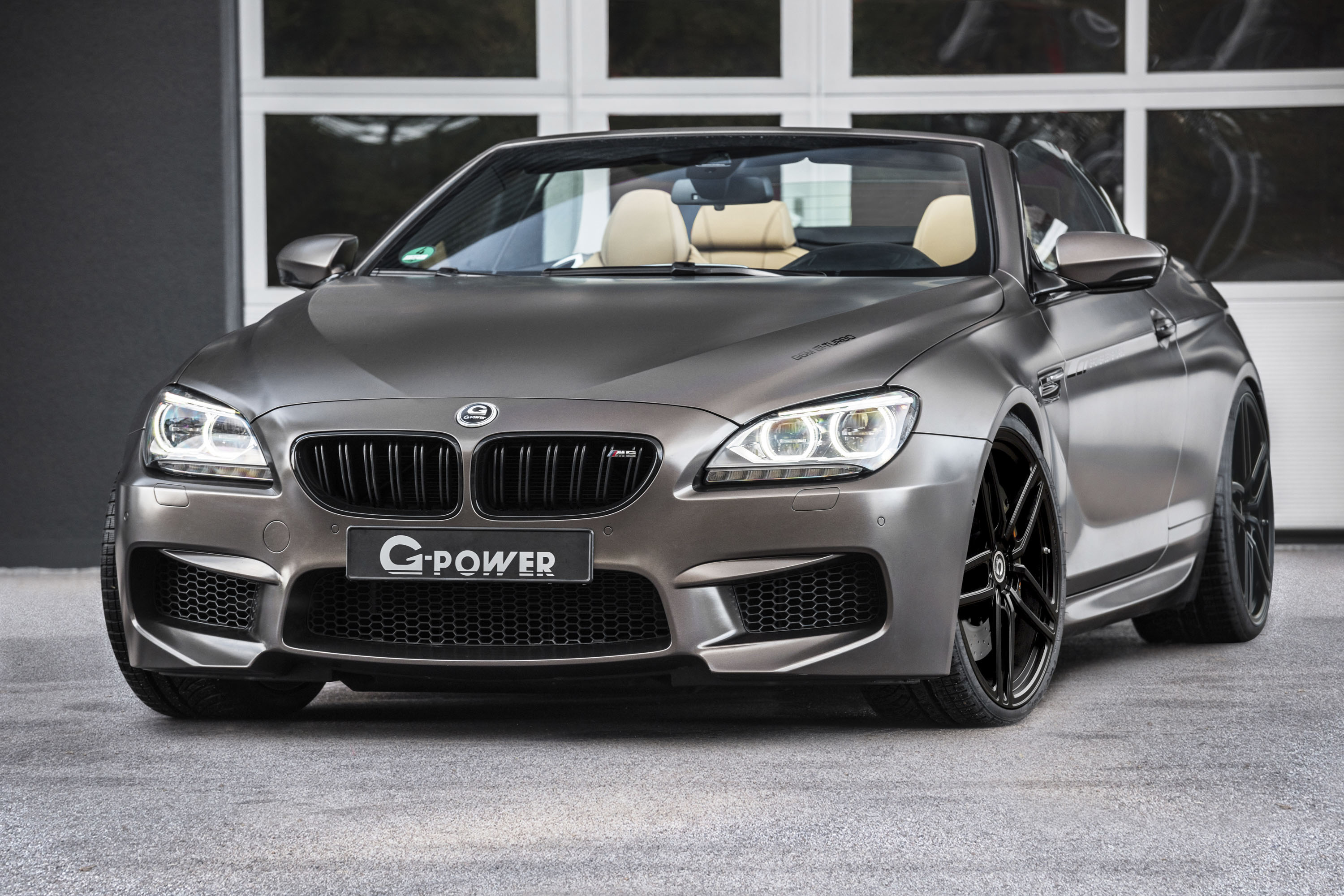 2017 BMW M6 Convertible By G Power Review