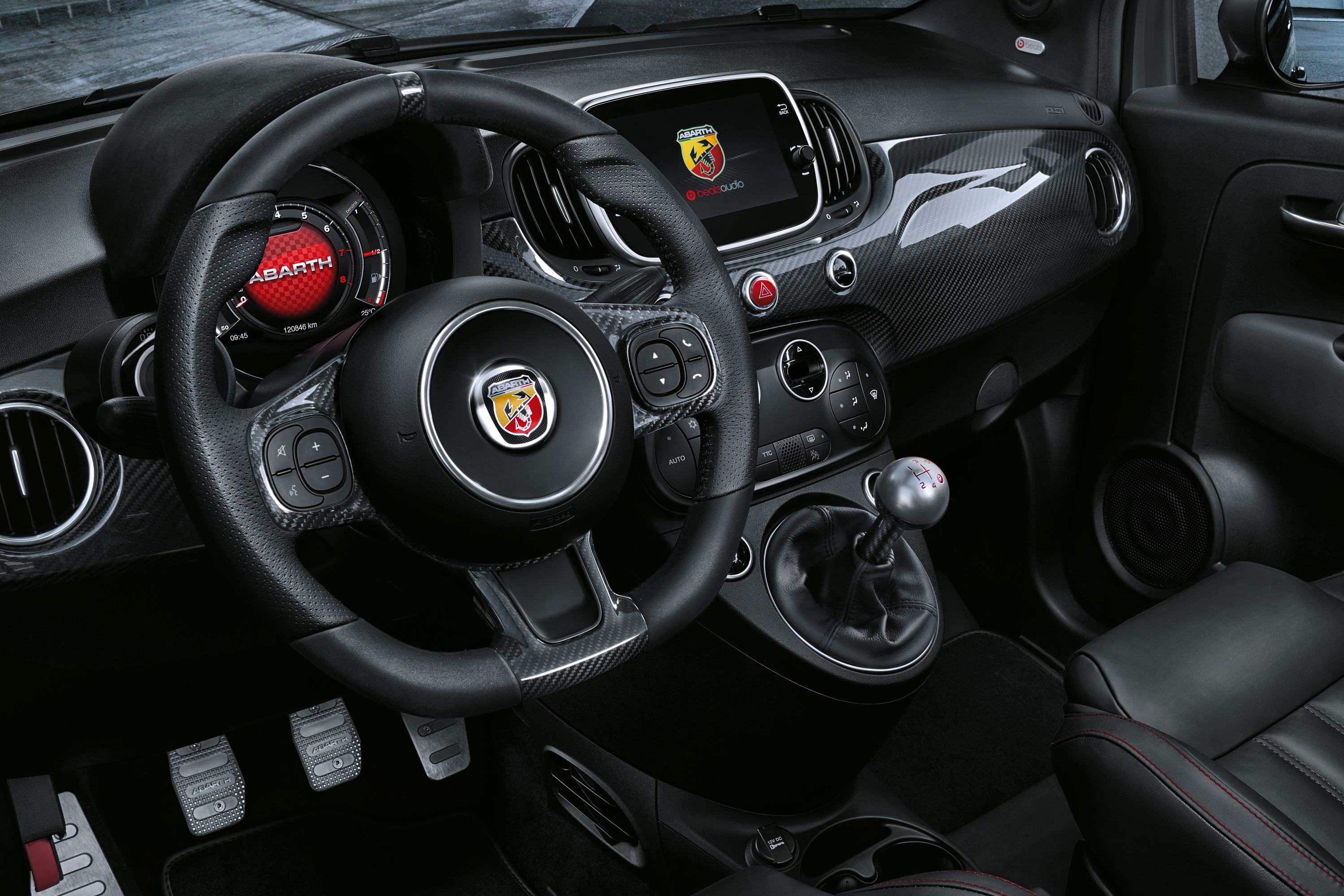 2017 abarth 695 xsr yamaha limited edition gallery 707818 top speed. Black Bedroom Furniture Sets. Home Design Ideas