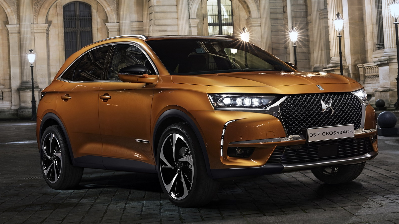 Image result for DS Automobiles has new and individual options for DS 7 Crossback customers