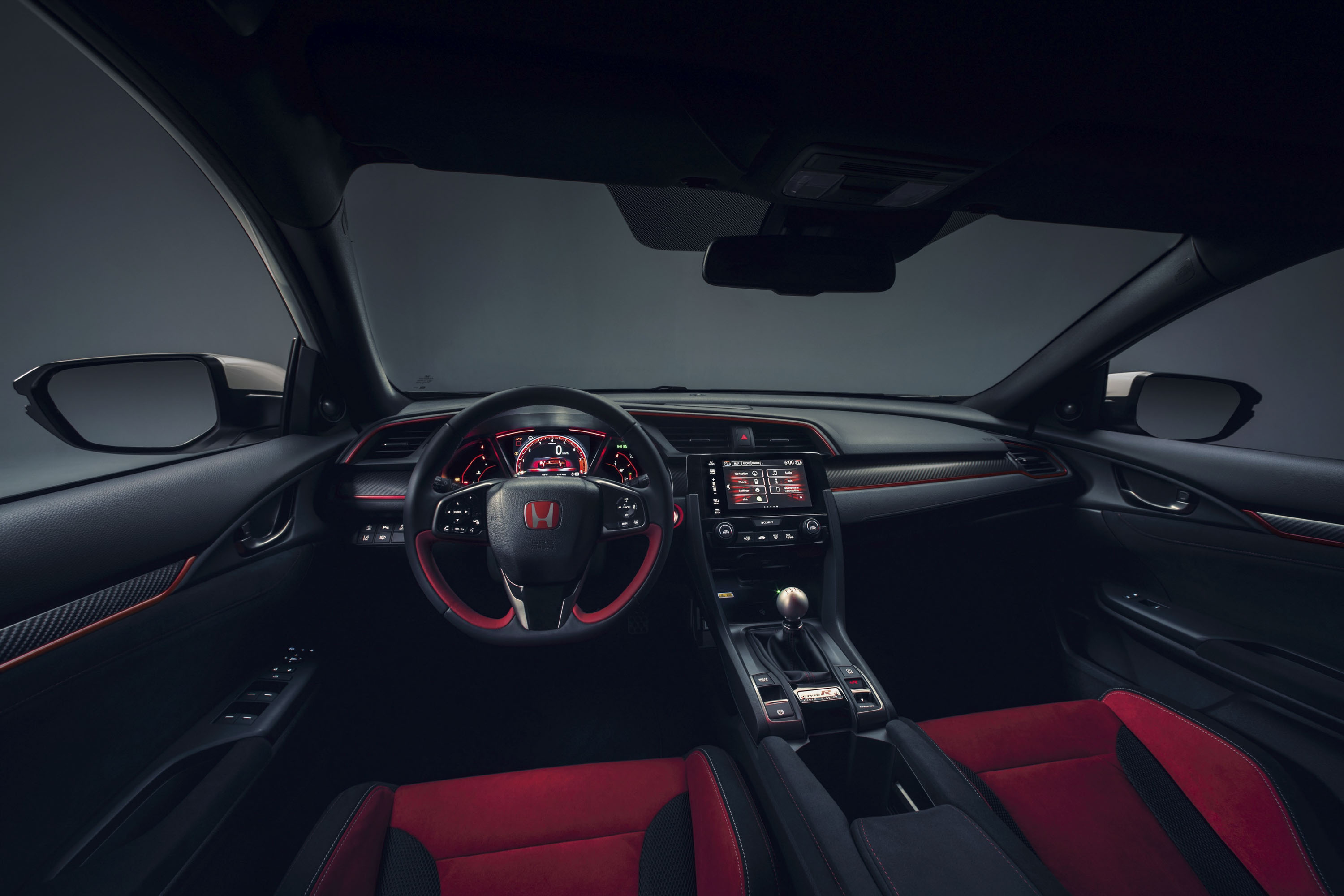 Hot Hatch Shakedown Honda Civic Type R Vs Ford Focus Rs Top Speed 1970 Accord Interior