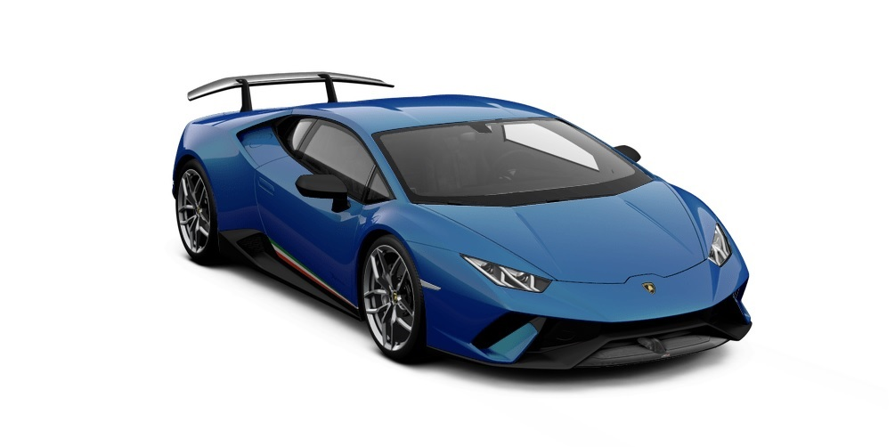 the lambo huracan performante comes in all sorts of awesome colors news top speed. Black Bedroom Furniture Sets. Home Design Ideas