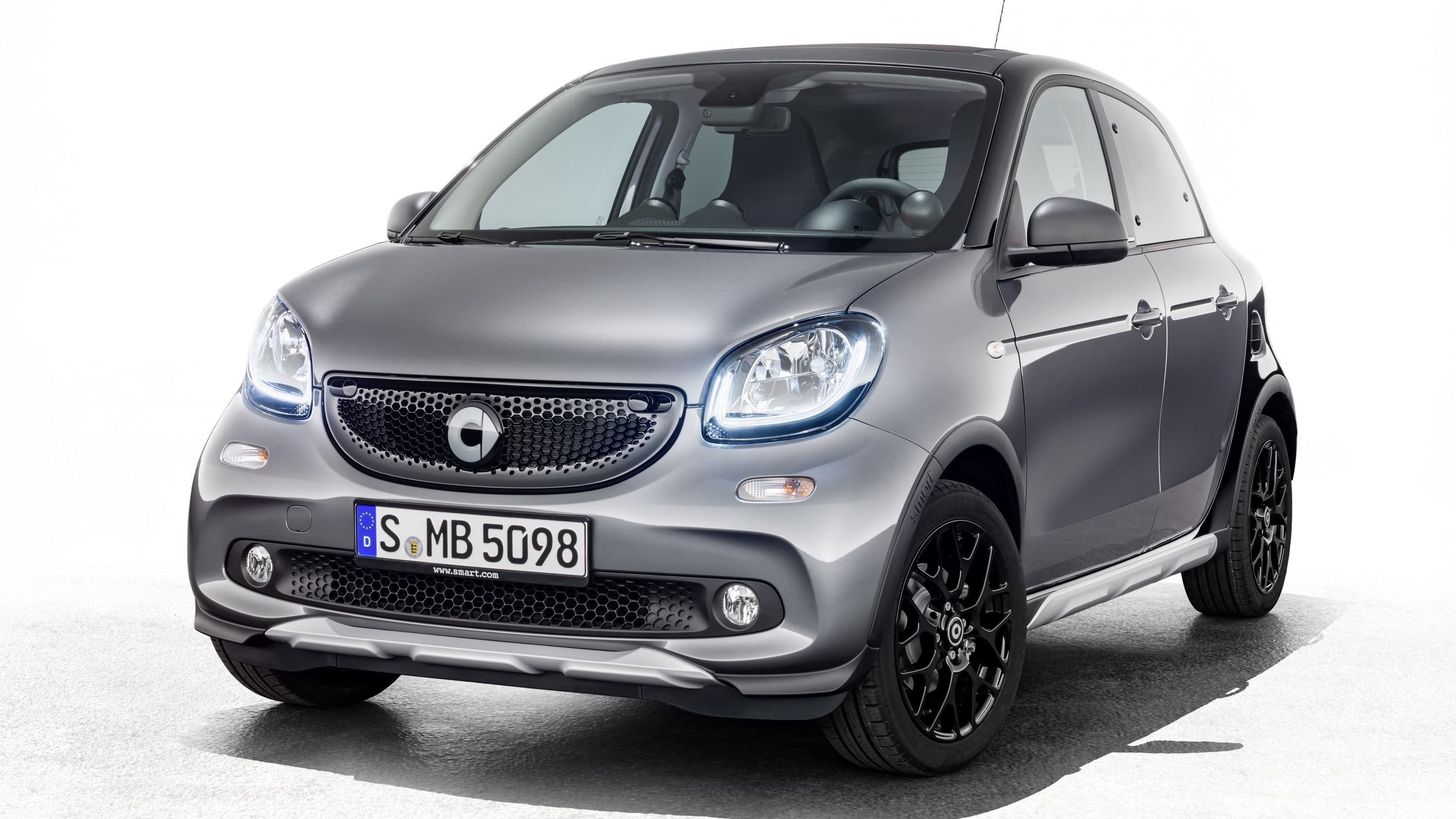 2017 smart forfour crosstown edition top speed. Black Bedroom Furniture Sets. Home Design Ideas
