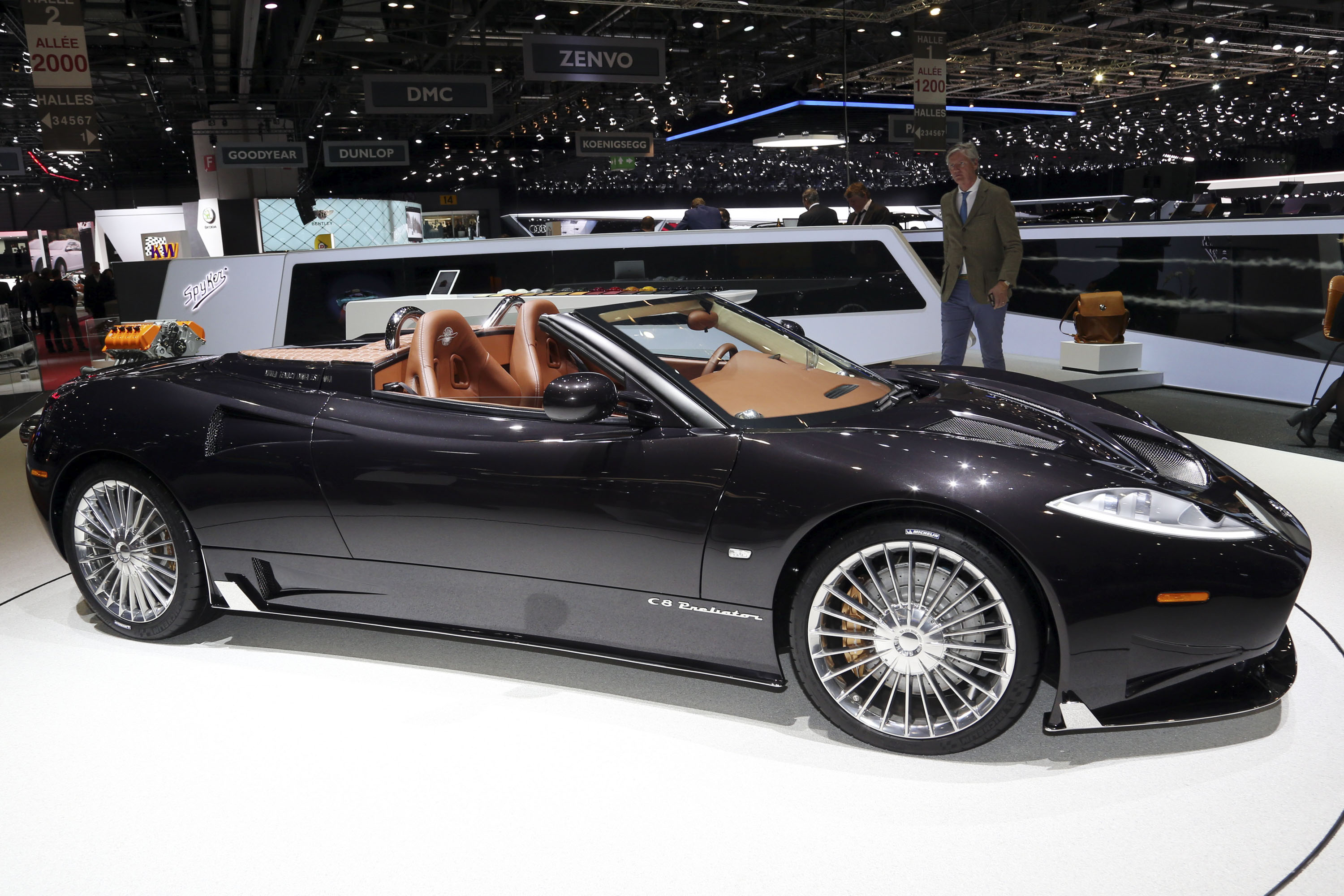 2018 Spyker C8 Preliator Spyder | Top Speed