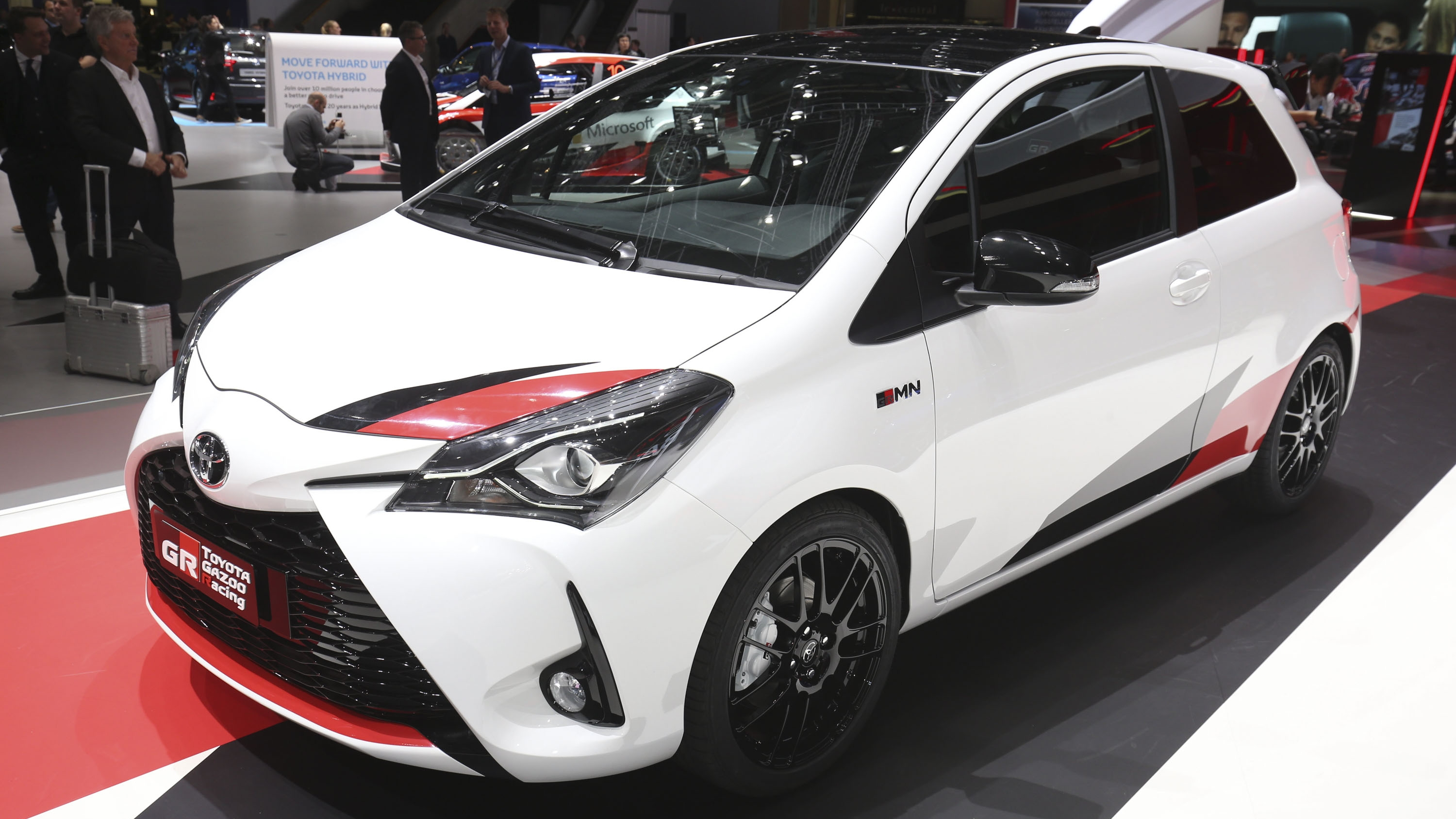 2018 Toyota Yaris Grmn Top Speed