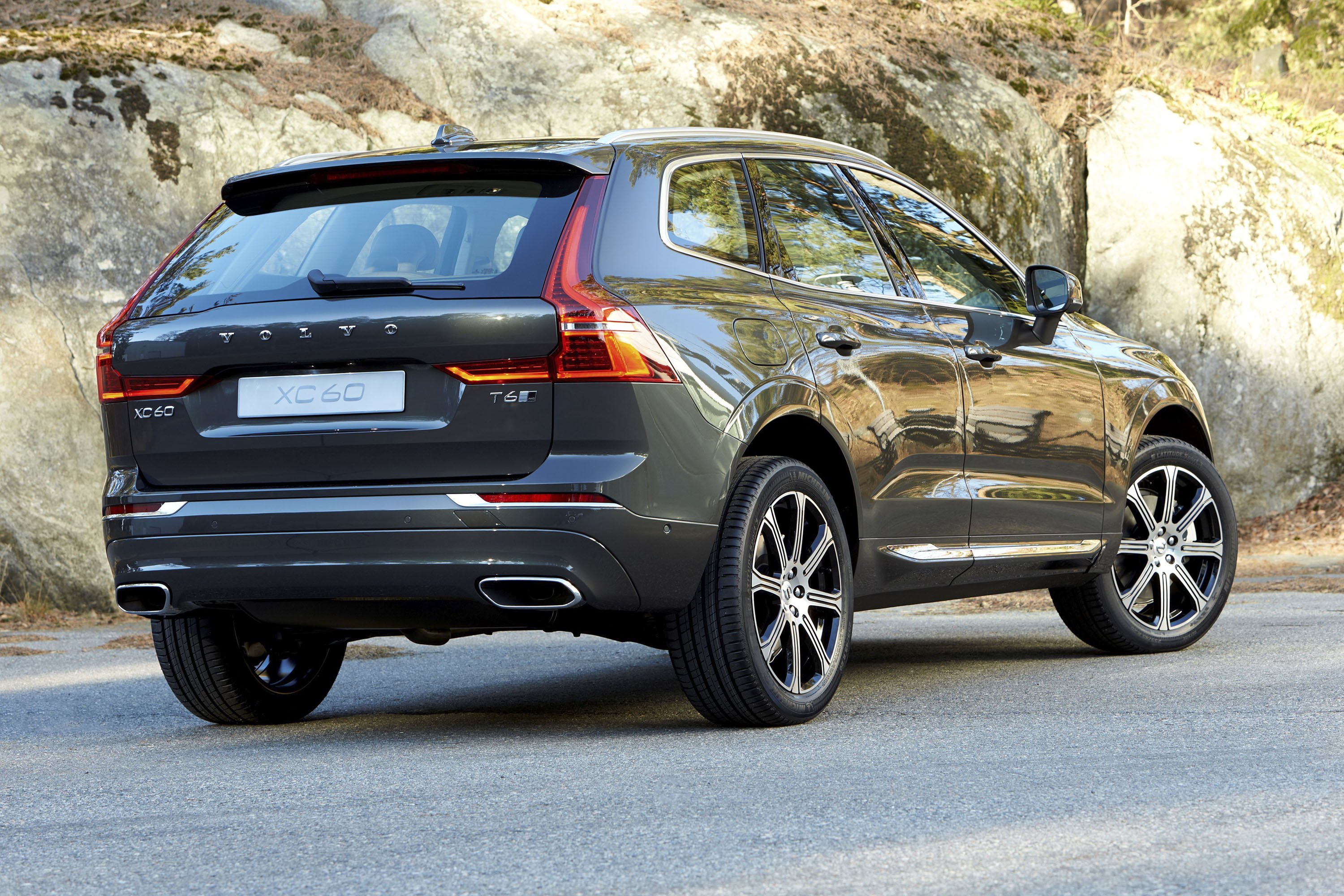 Wallpaper Of The Day: 2016 Volvo XC60 | Top Speed. »