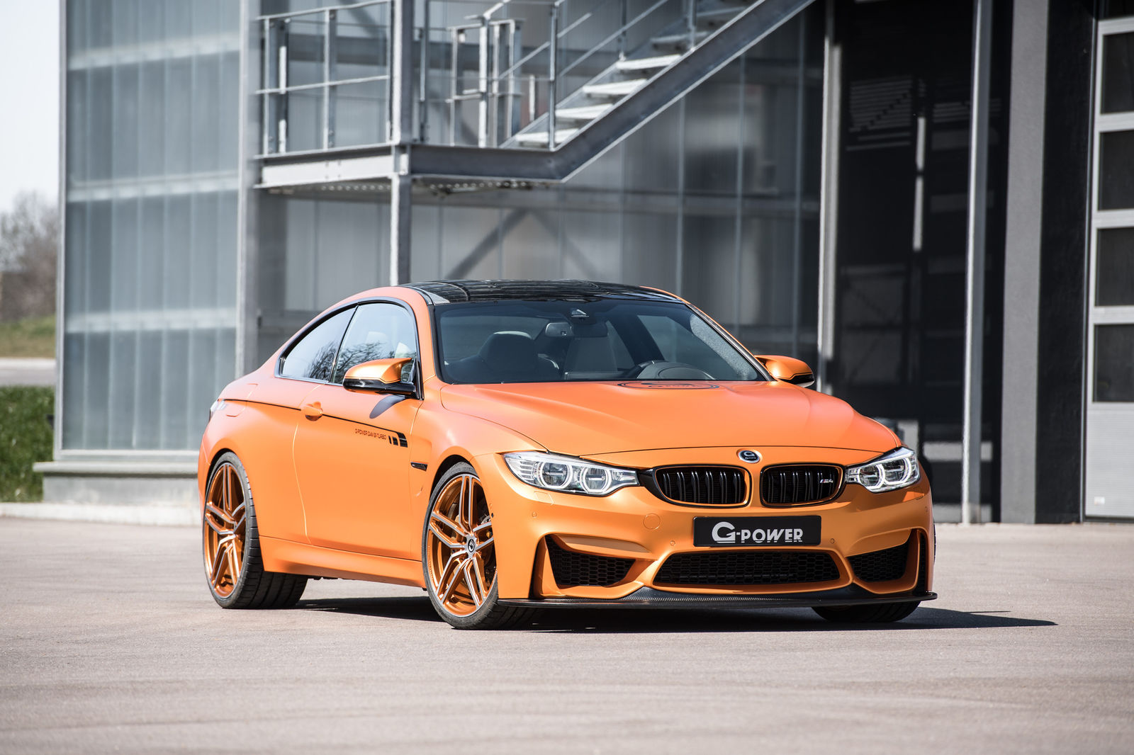 2017 Bmw M4 By G Power Top Speed