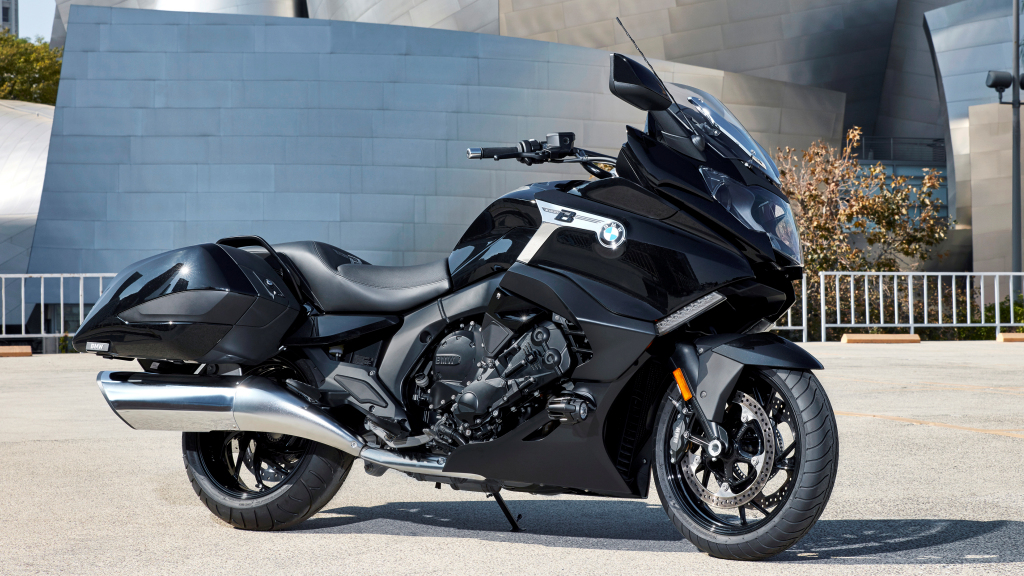 2018 Bmw K 1600 B Top Speed