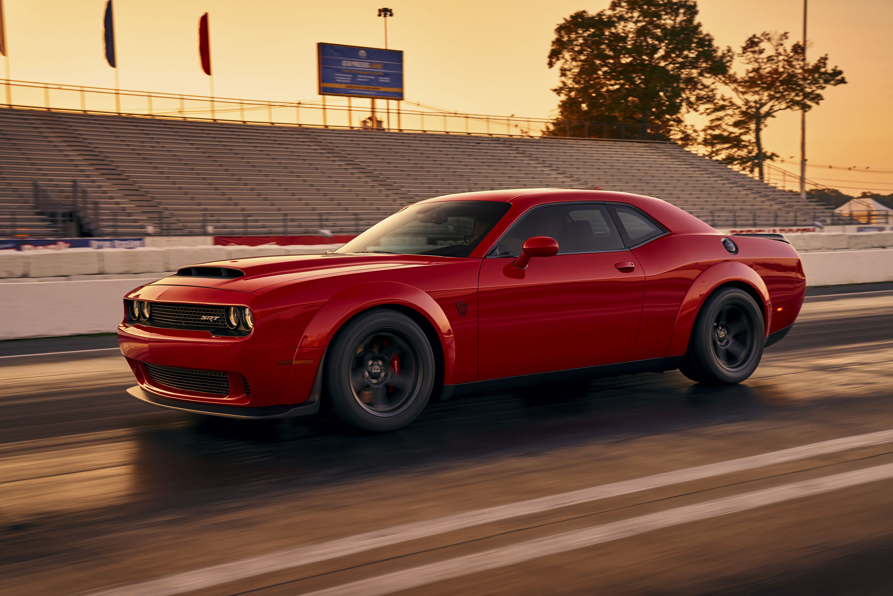 Sorry Folks No Dodge Challenger Srt Demon Coming For 2019 Top Speed