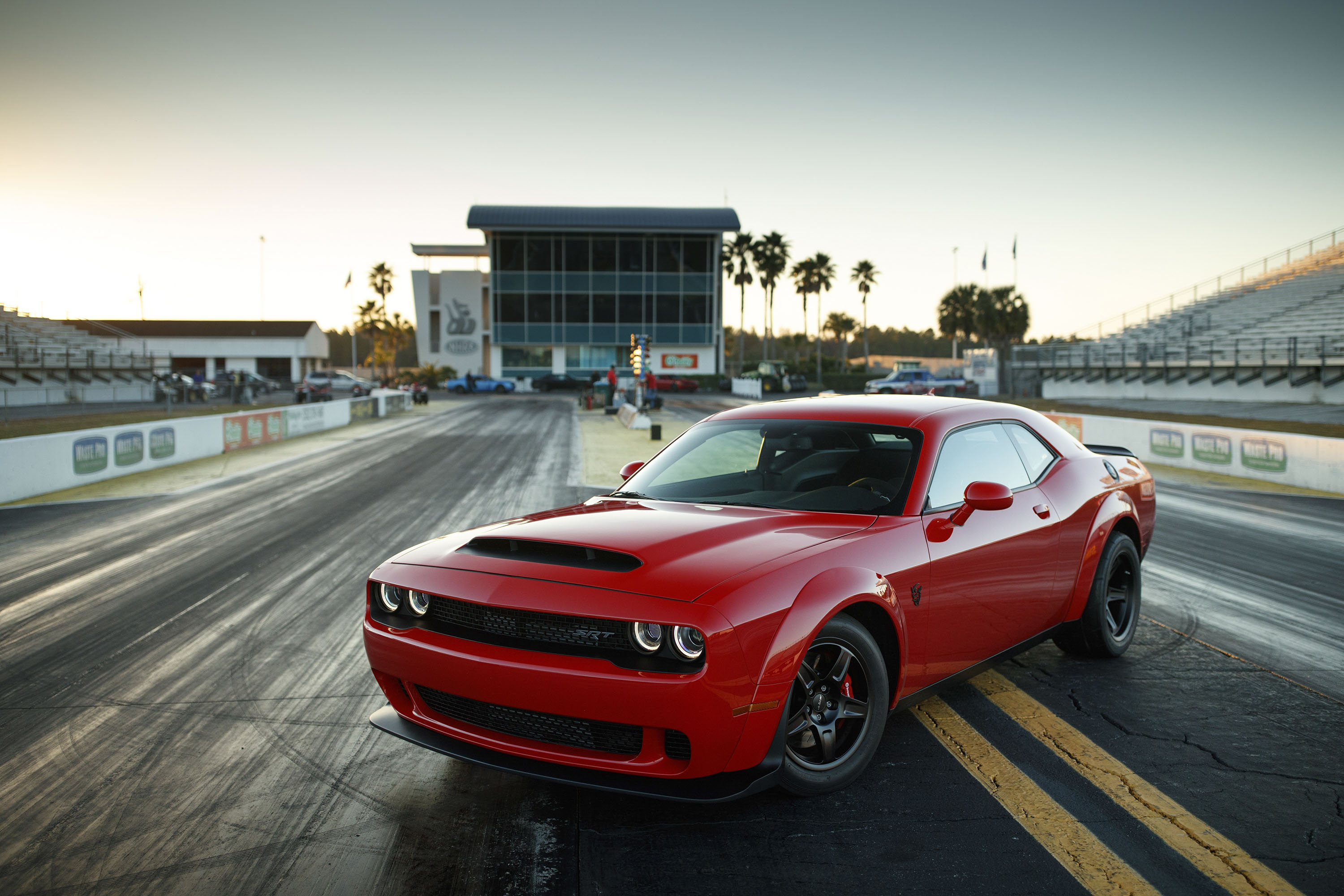 Dodge Challenger Demon Is Already Making Its Way to Ebay