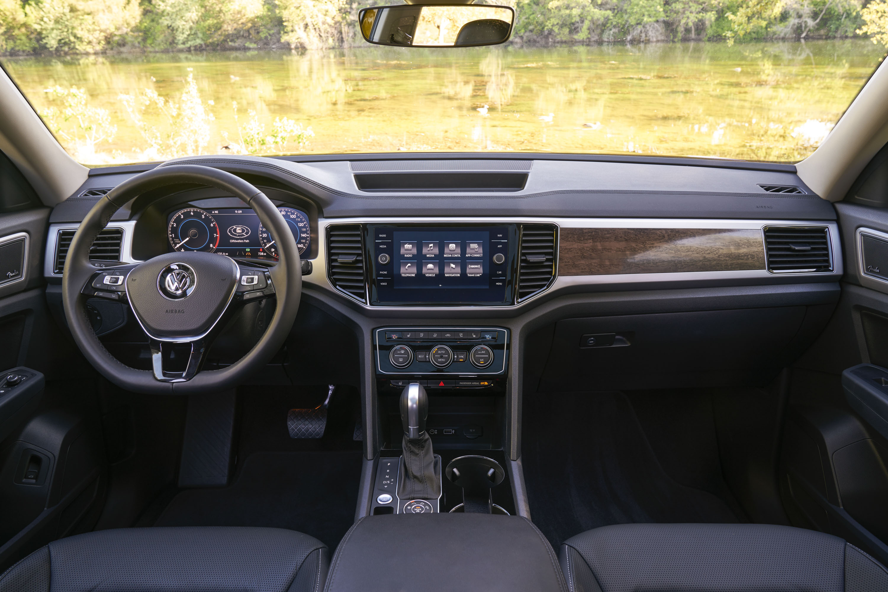2019 Volkswagen Atlas Five Seater Top Speed