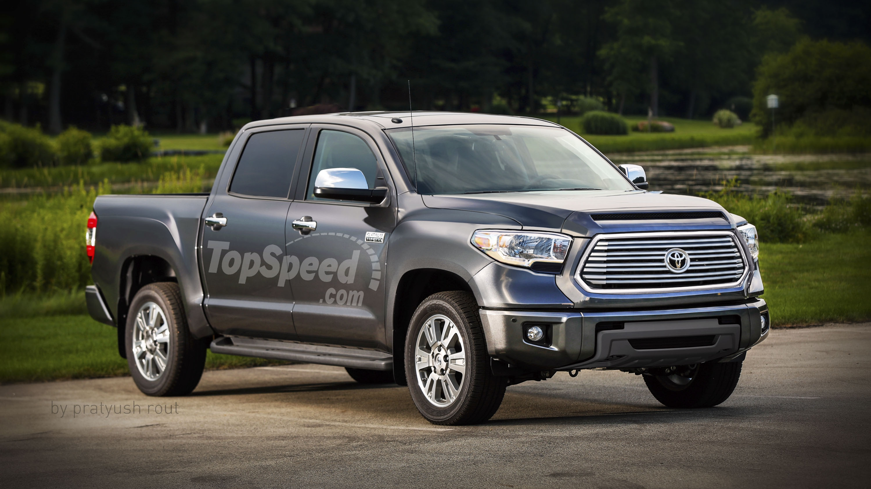 2019 Toyota Tundra Review - Gallery - Top Speed