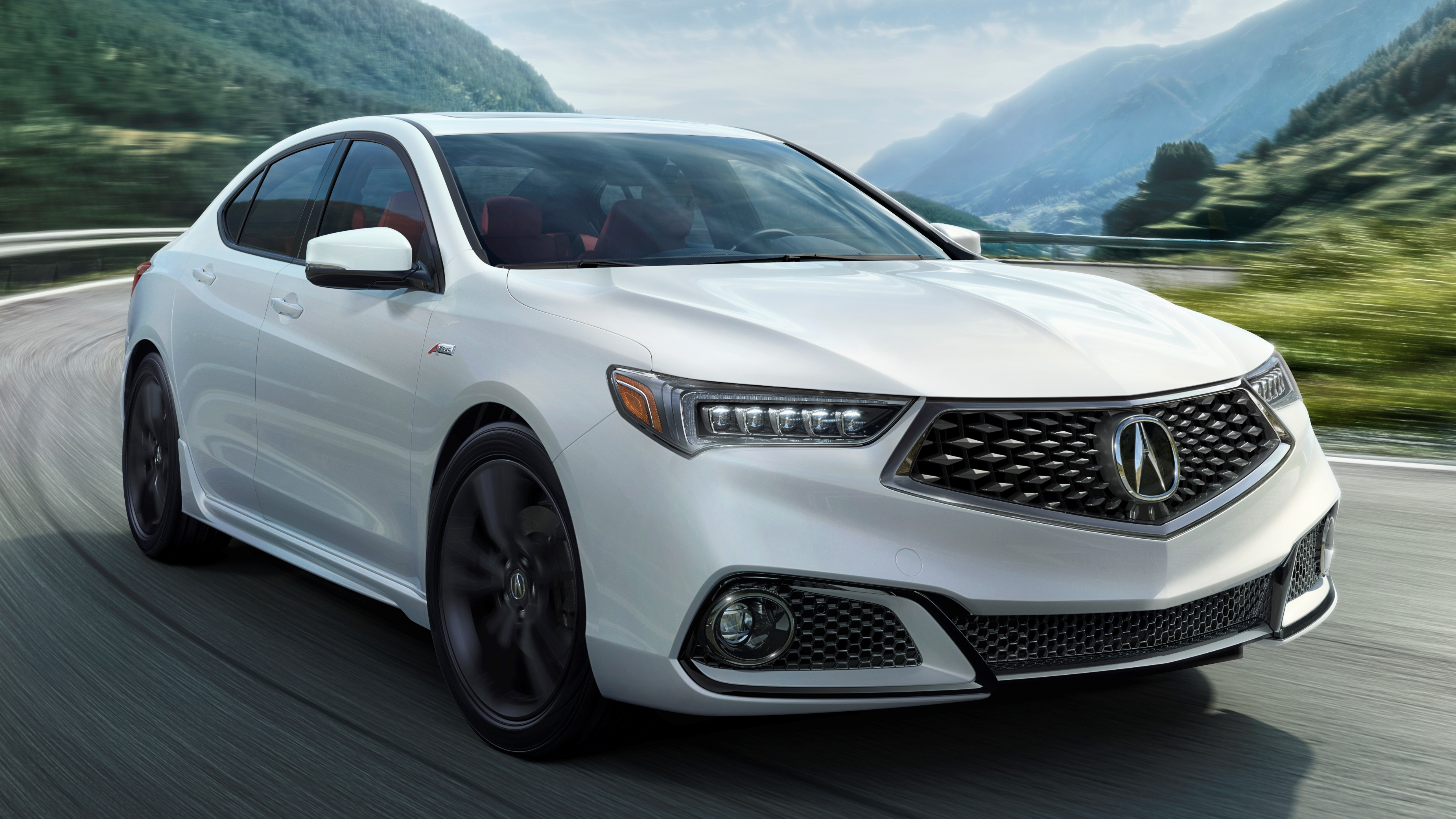 Acura Tlx A Spec Proves You Don T Need An M Or Amg Badge To Look Good Top Speed