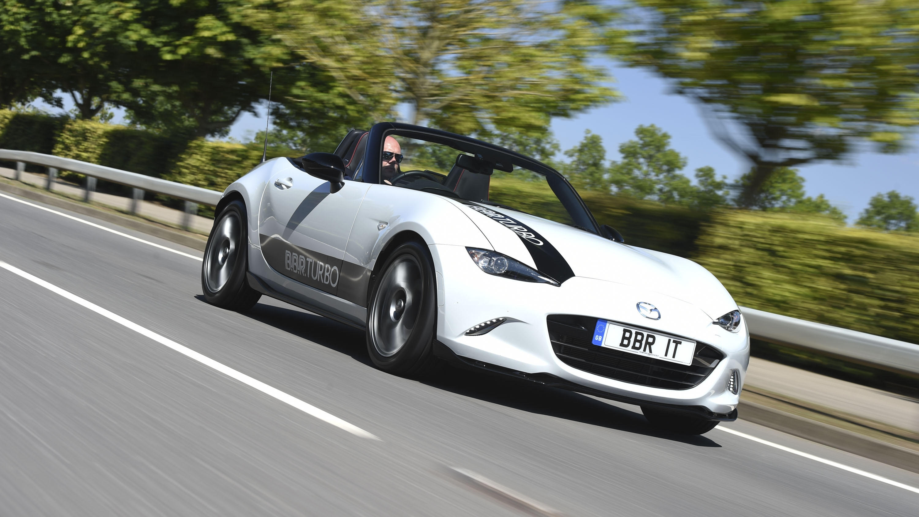 Mazda MX By BBR Motorsport Review Gallery Top Speed - Popular sports cars