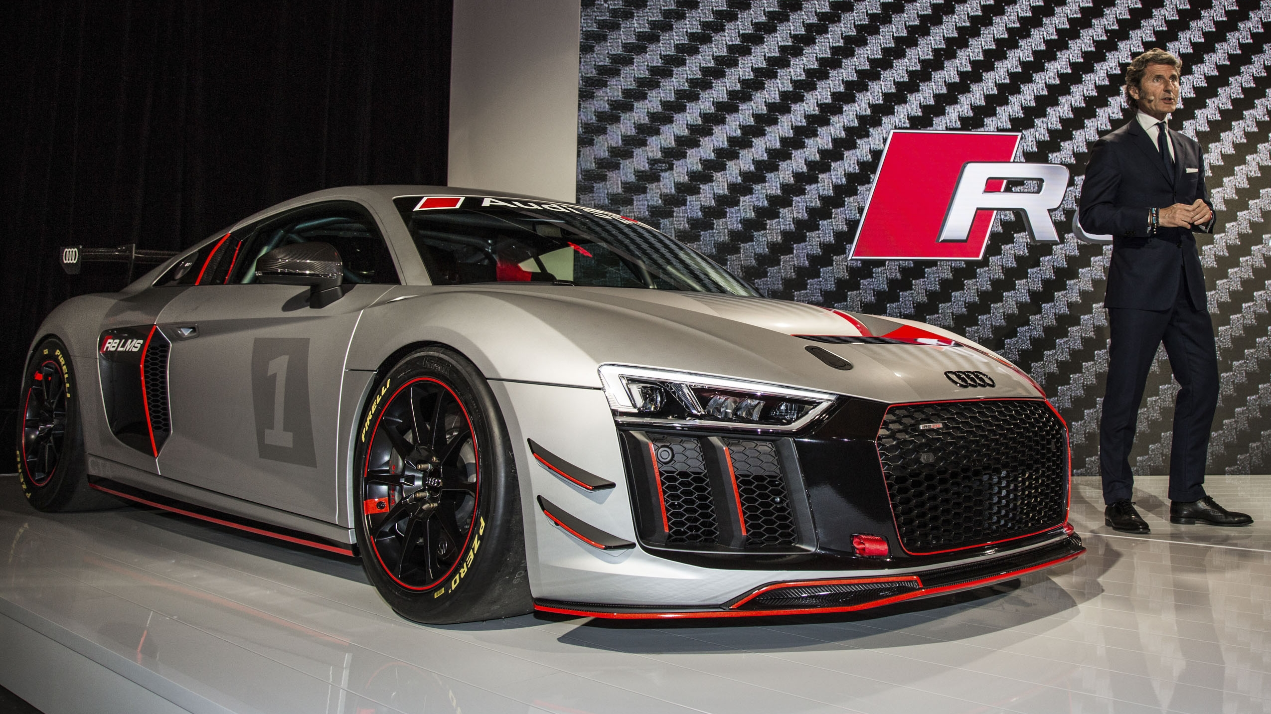 Awesome 2017 Audi R8 LMS GT4 | Top Speed. »