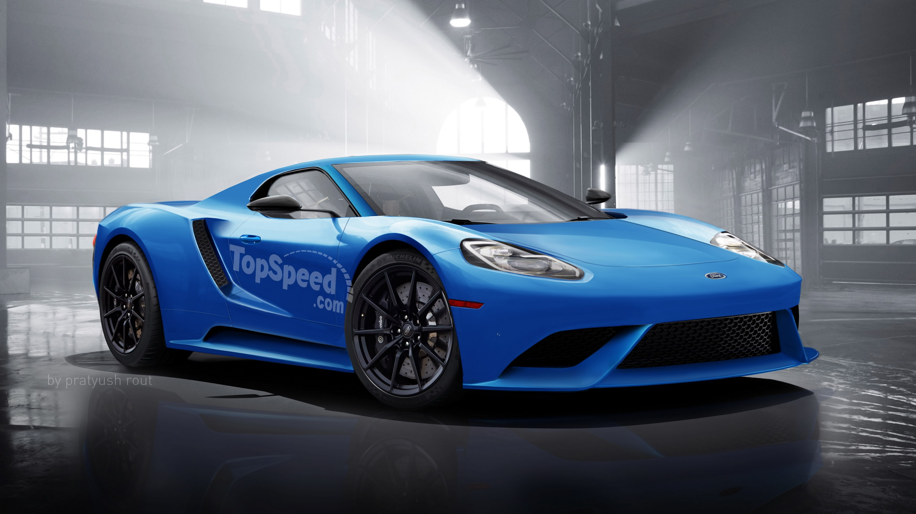 2020 Ford GTS Review
