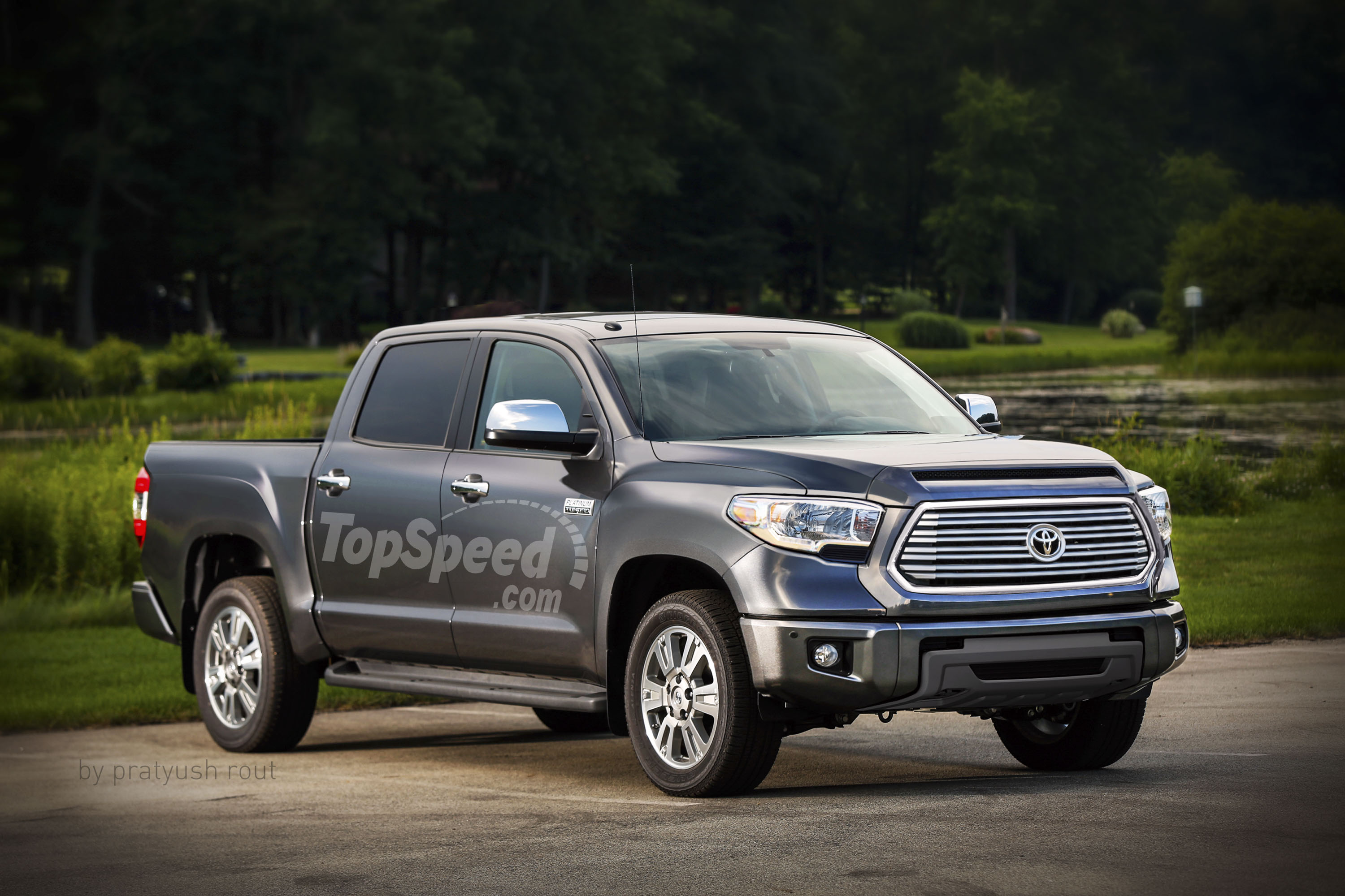 Toyota Finally Working On Updates For 4runner Tundra Sequoia Top