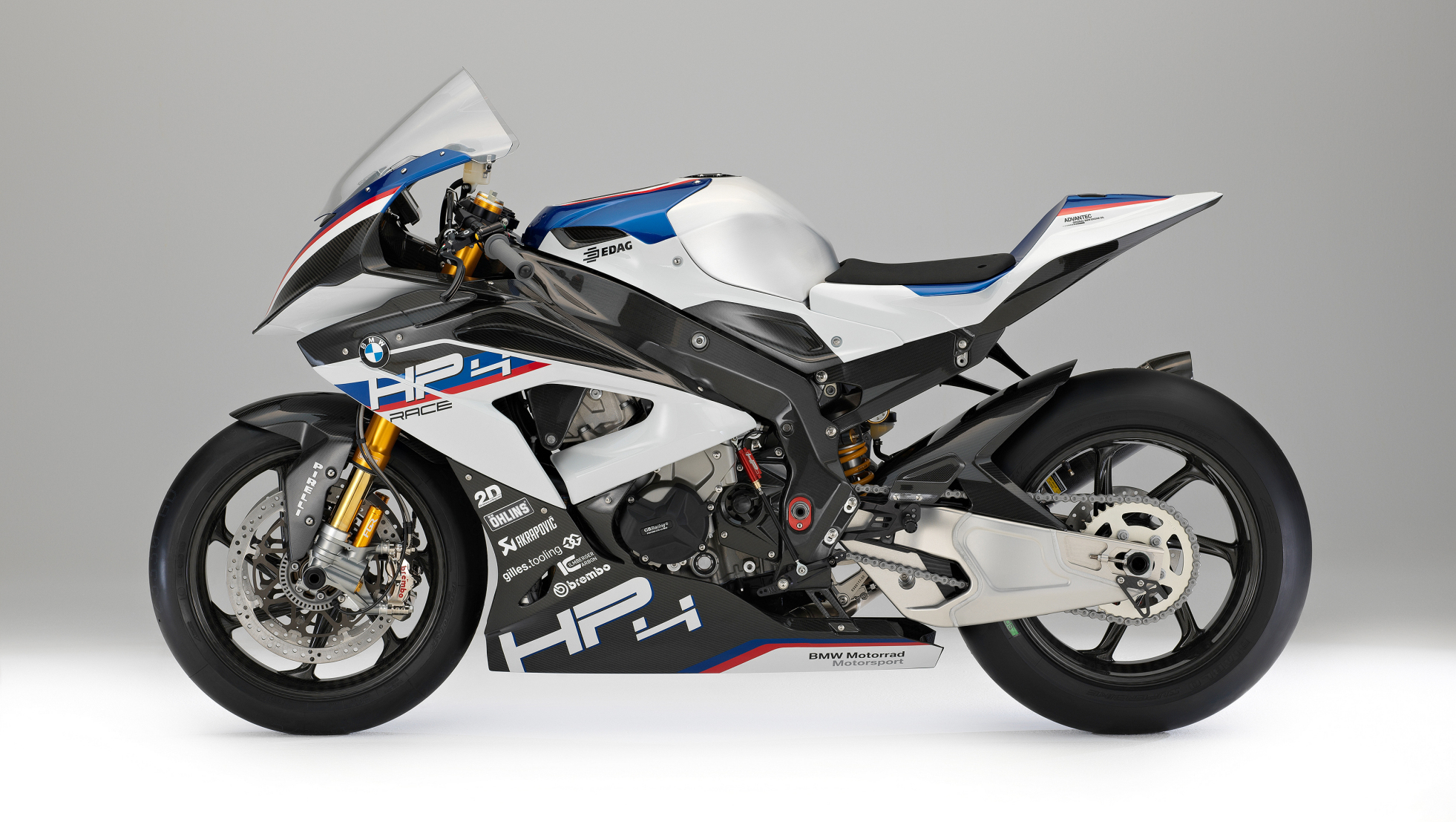 2017 BMW HP4 Race | Top Speed