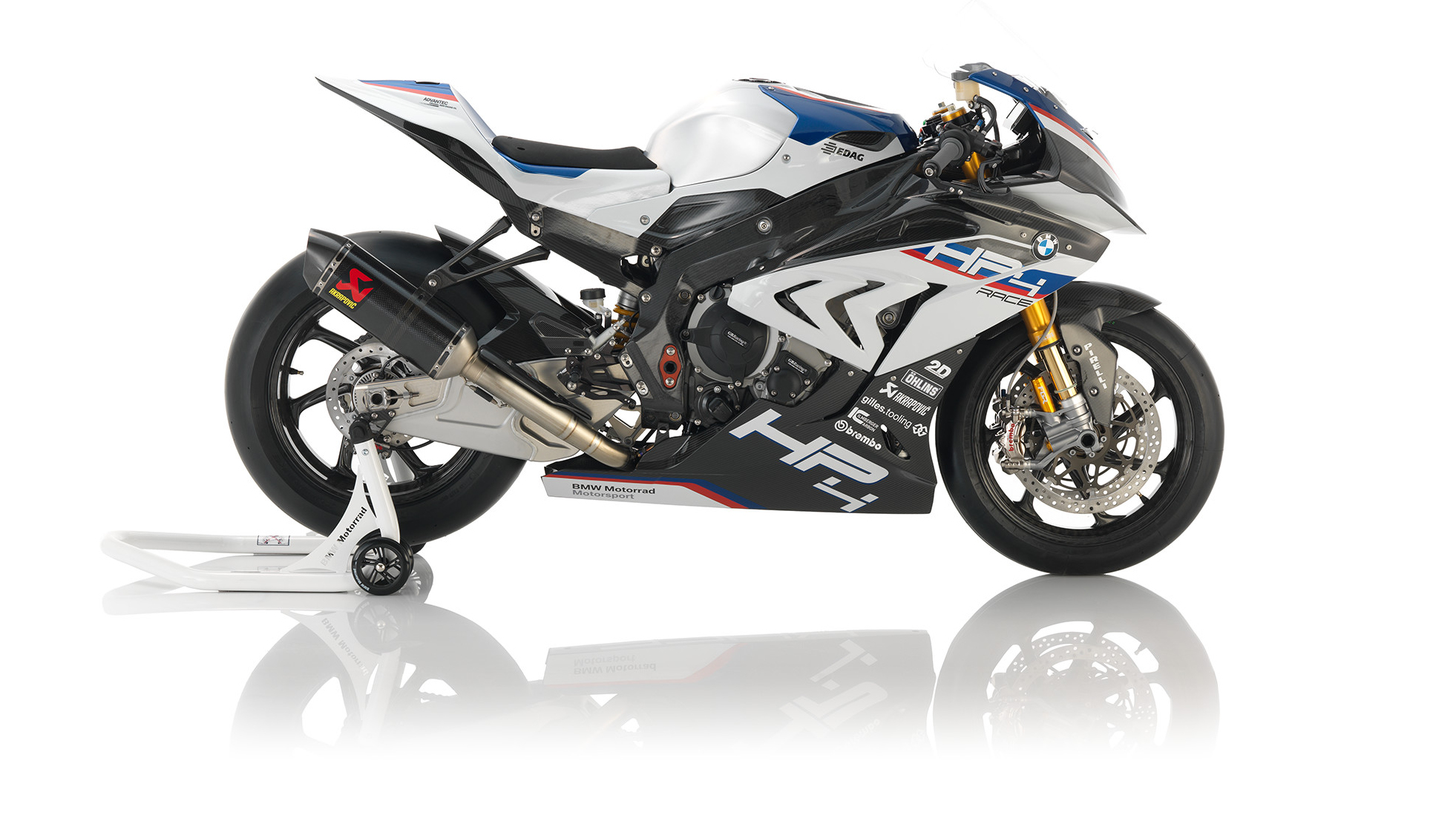 2017 Bmw Hp4 Race Review Top Speed