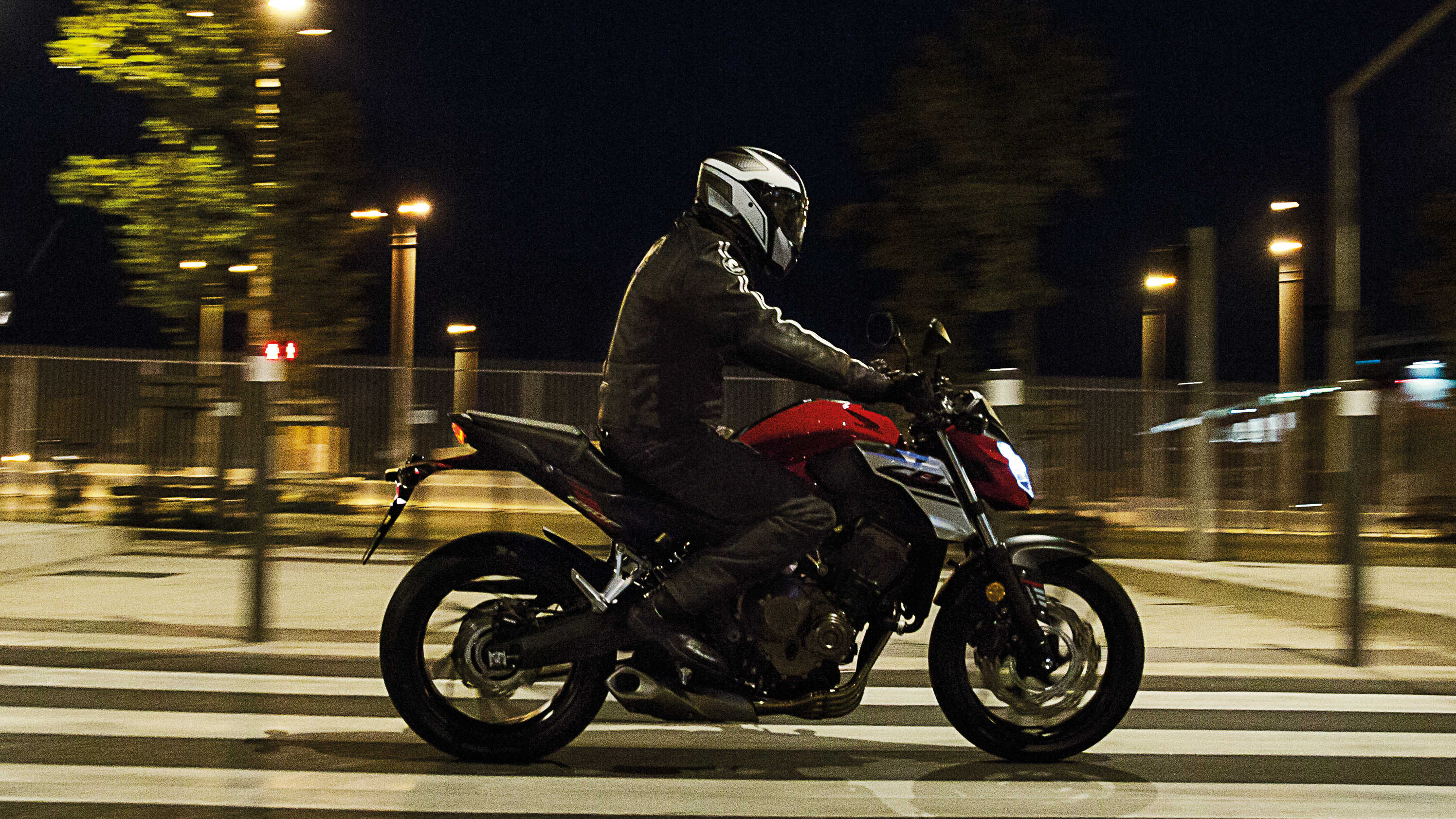 2018 Honda Cb650f How Does It Stack Up With The Fz 07 And Sv650 2014 Cbr650f Wiring Diagram Top Speed
