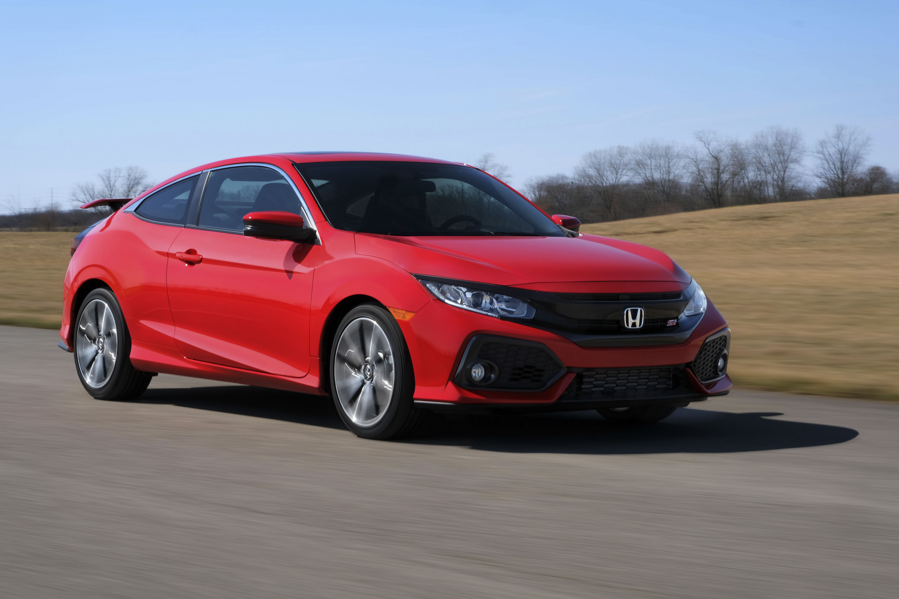 2018 Honda Civic Si Coupe   Top Speed. »