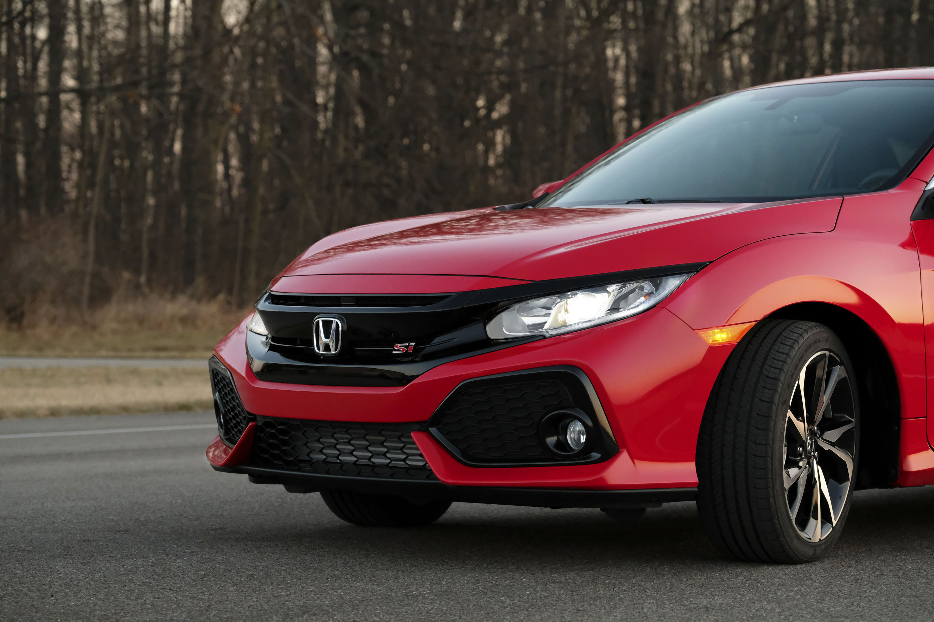 2018 Honda Civic Si Coupe | Top Speed. »