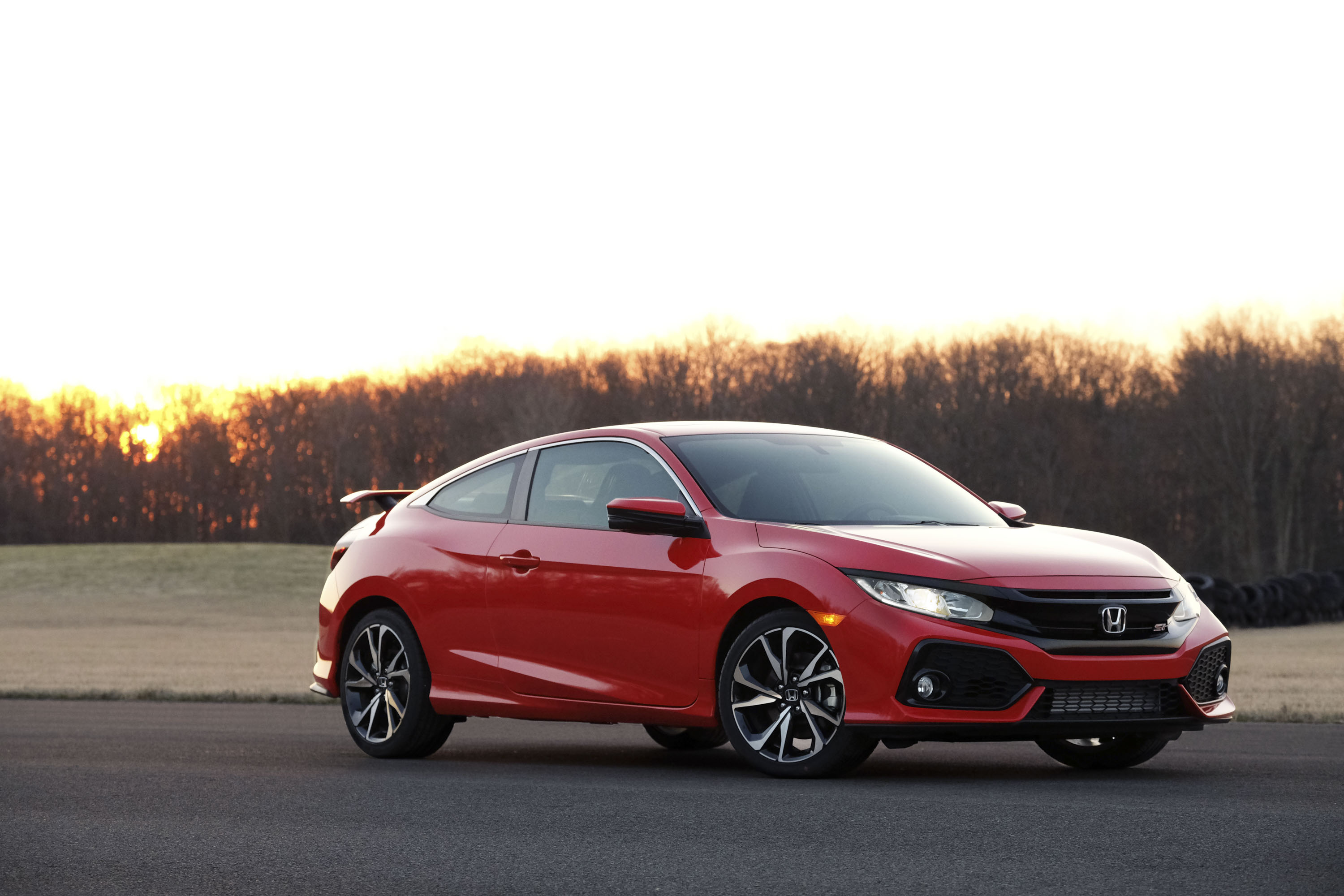 2018 Honda Civic Si Coupe Top Speed 1986 Accord Stanced