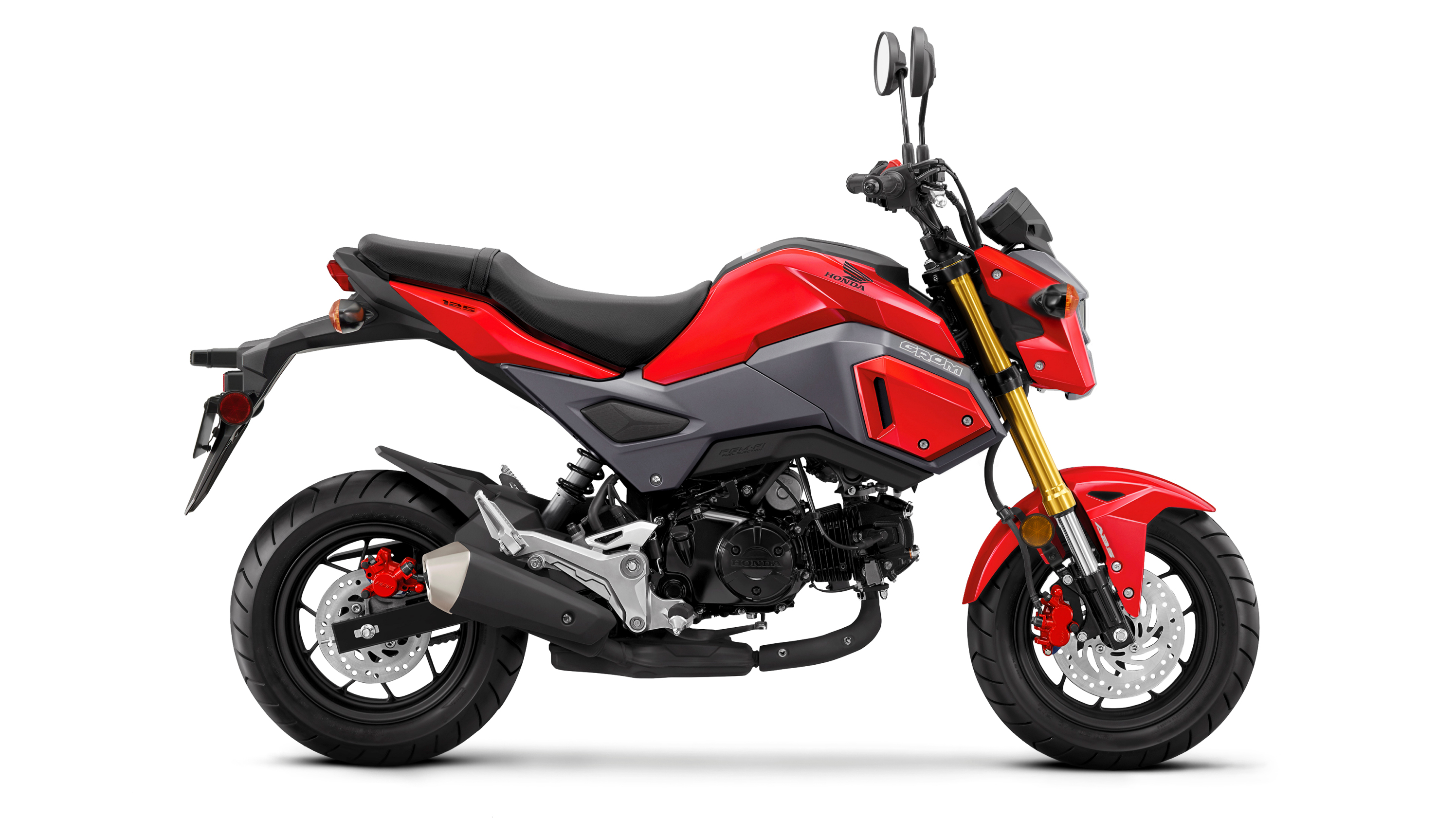 Honda Grom Review >> 2017 2018 Honda Grom Review Top Speed