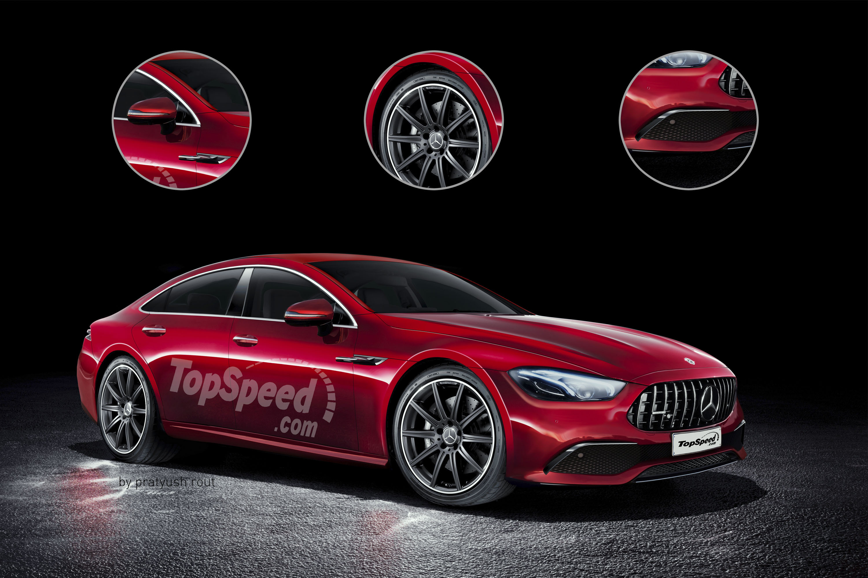 2019 Mercedes AMG GT4 Review   Top Speed. »