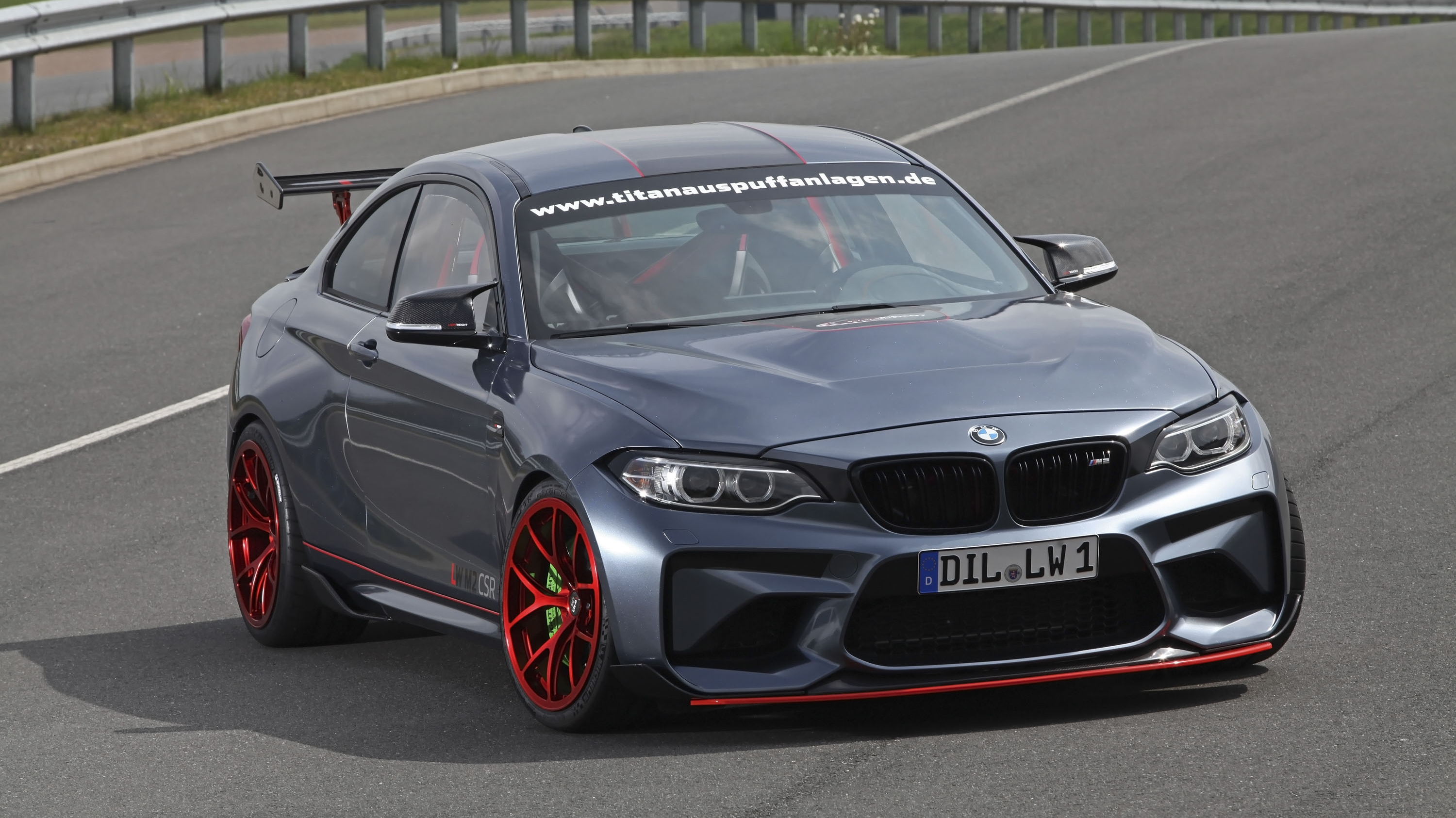 2017 Bmw M2 Csr By Lightweight Performance Pictures