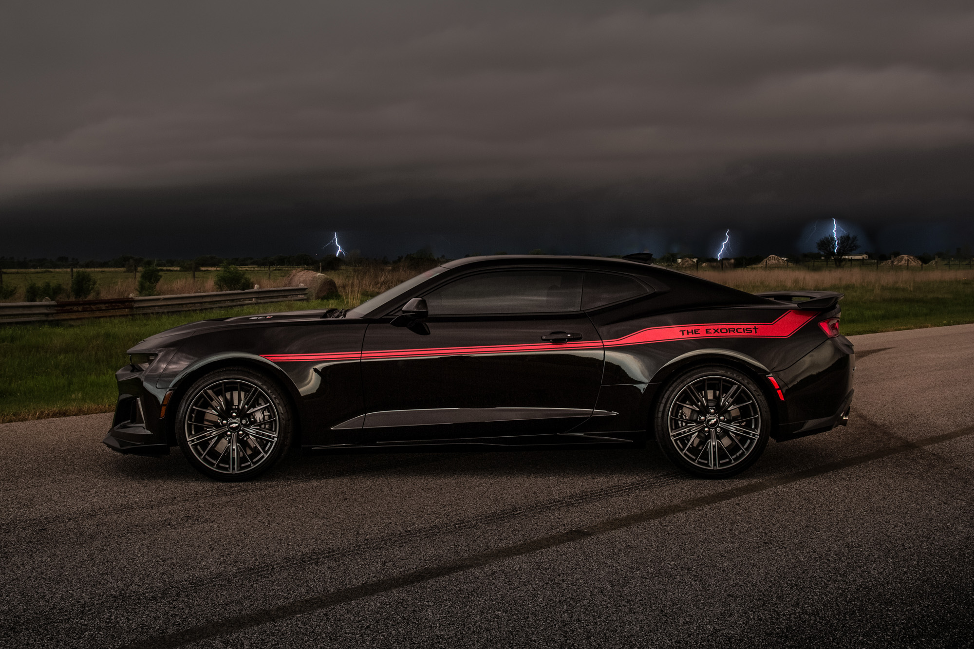 chevrolet camaro zl1 the exorcist by hennessey review top speed rh topspeed com