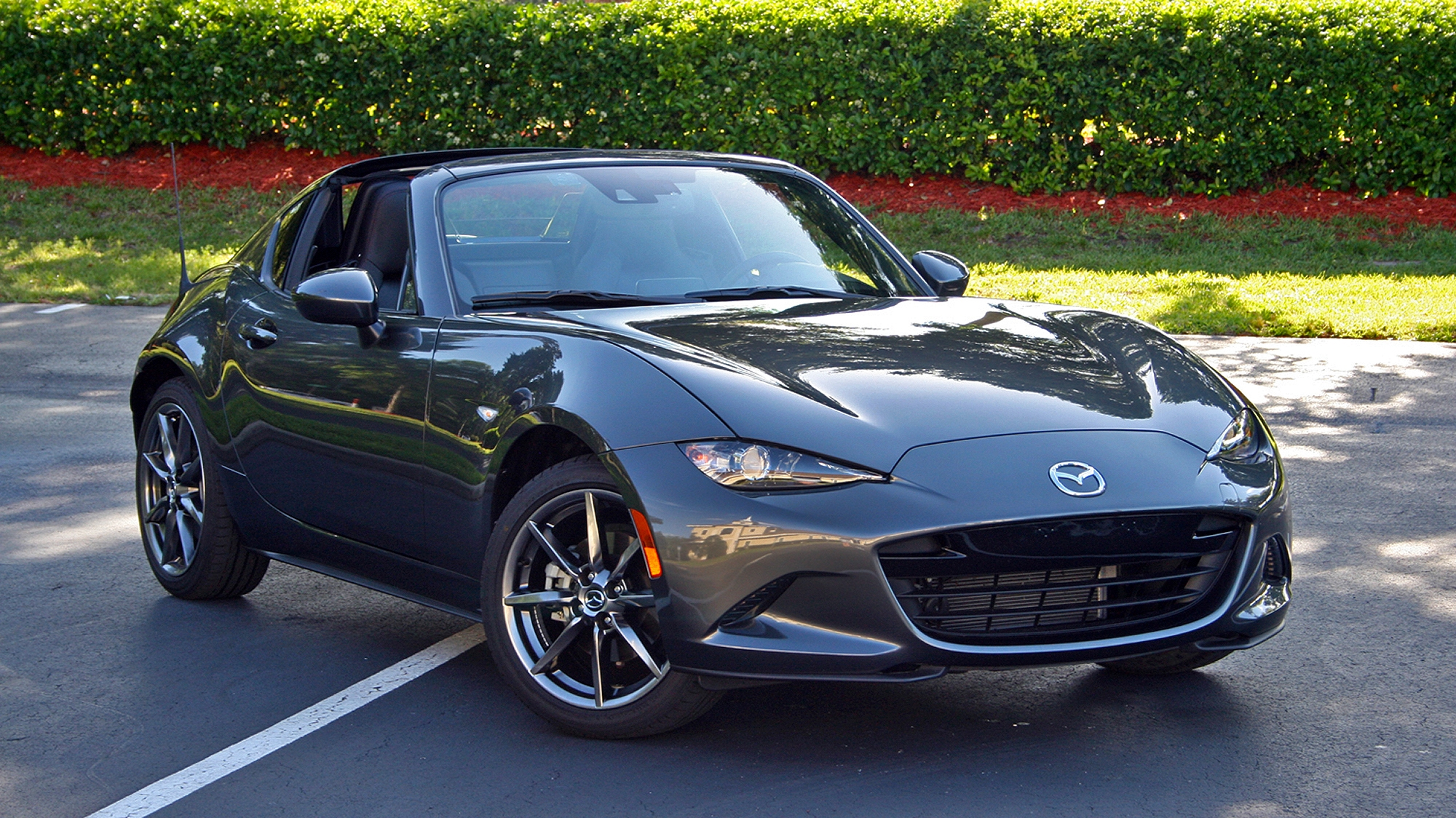 Mx 5 Rf Price >> 2017 Mazda Miata RF – Driven | Top Speed