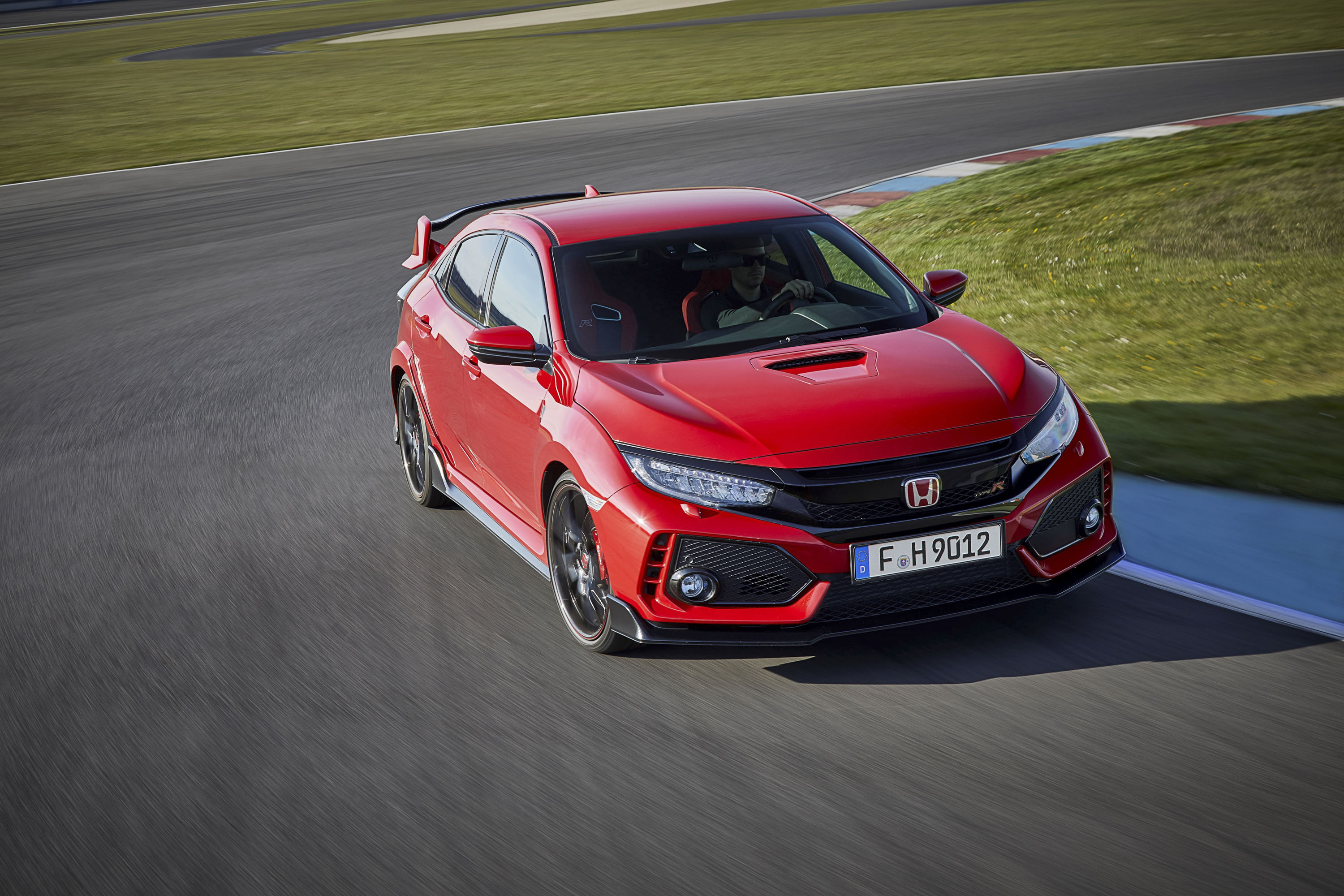 Wallpaper Of The Day 2017 Honda Civic Type R Top Speed