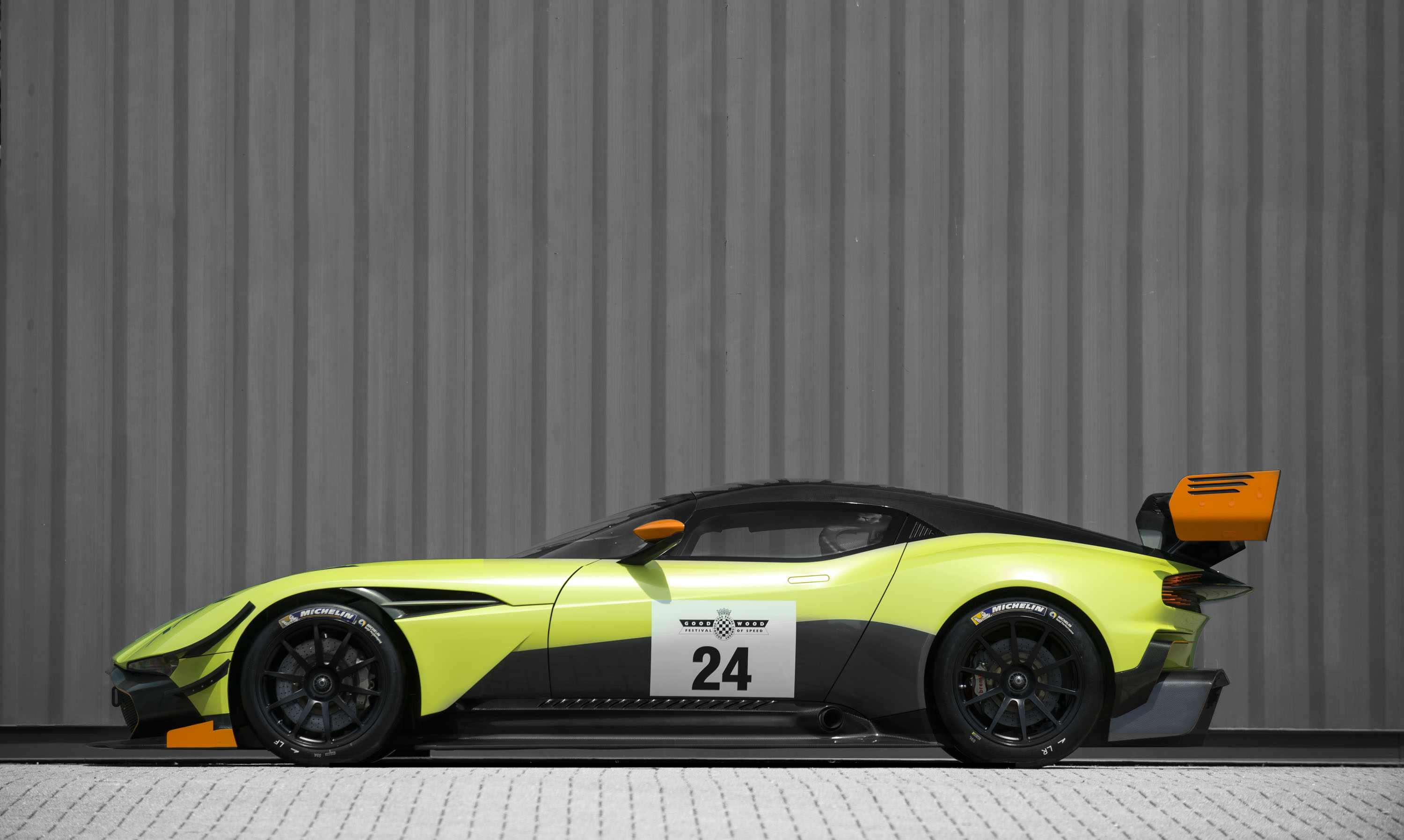 2018 Aston Martin Vulcan Amr Pro Top Speed