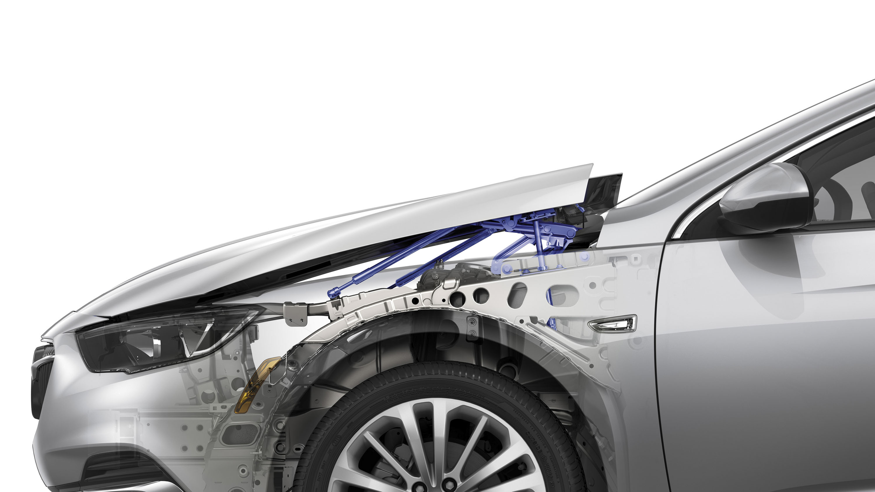 Buick Regal: Safety System Check