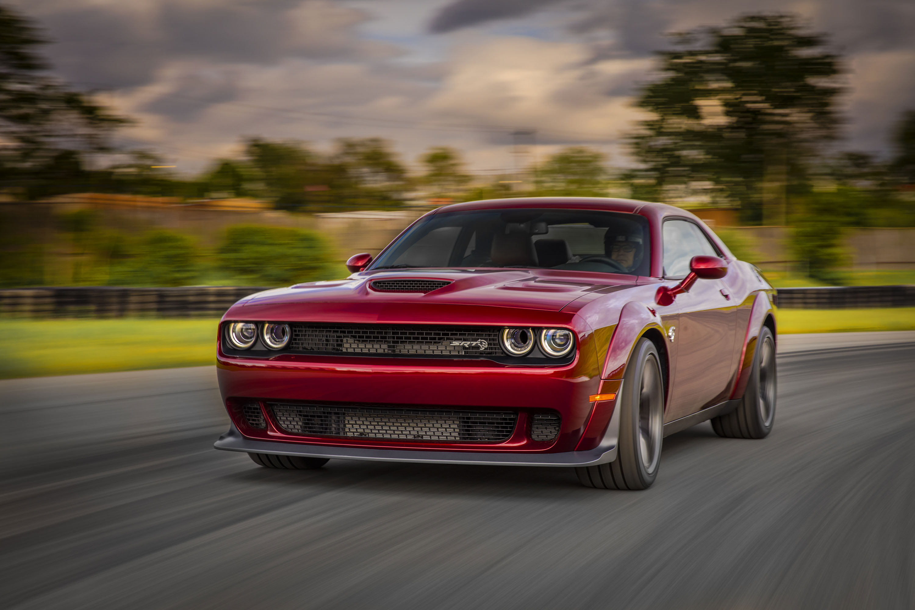 2019 Dodge Challenger R T Scat Pack 1320 Top Speed