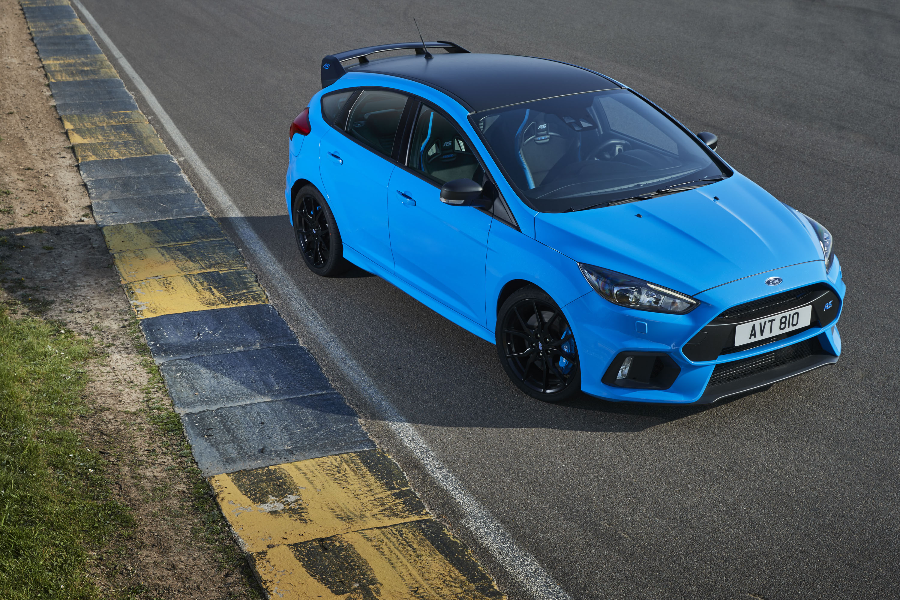 Europe Is Also Getting The Ford Focus RS Limited Edition, Or At Least  Something Like It | Top Speed. »