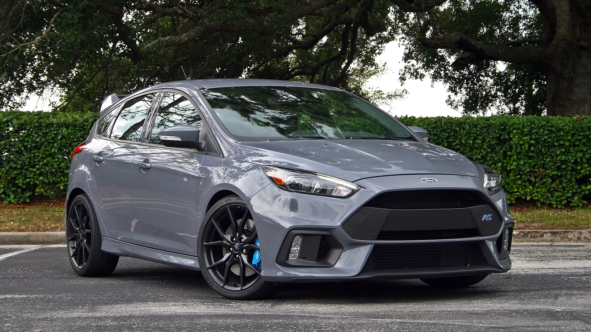 2016 Ford Focus RS – Driven | Top Speed. »
